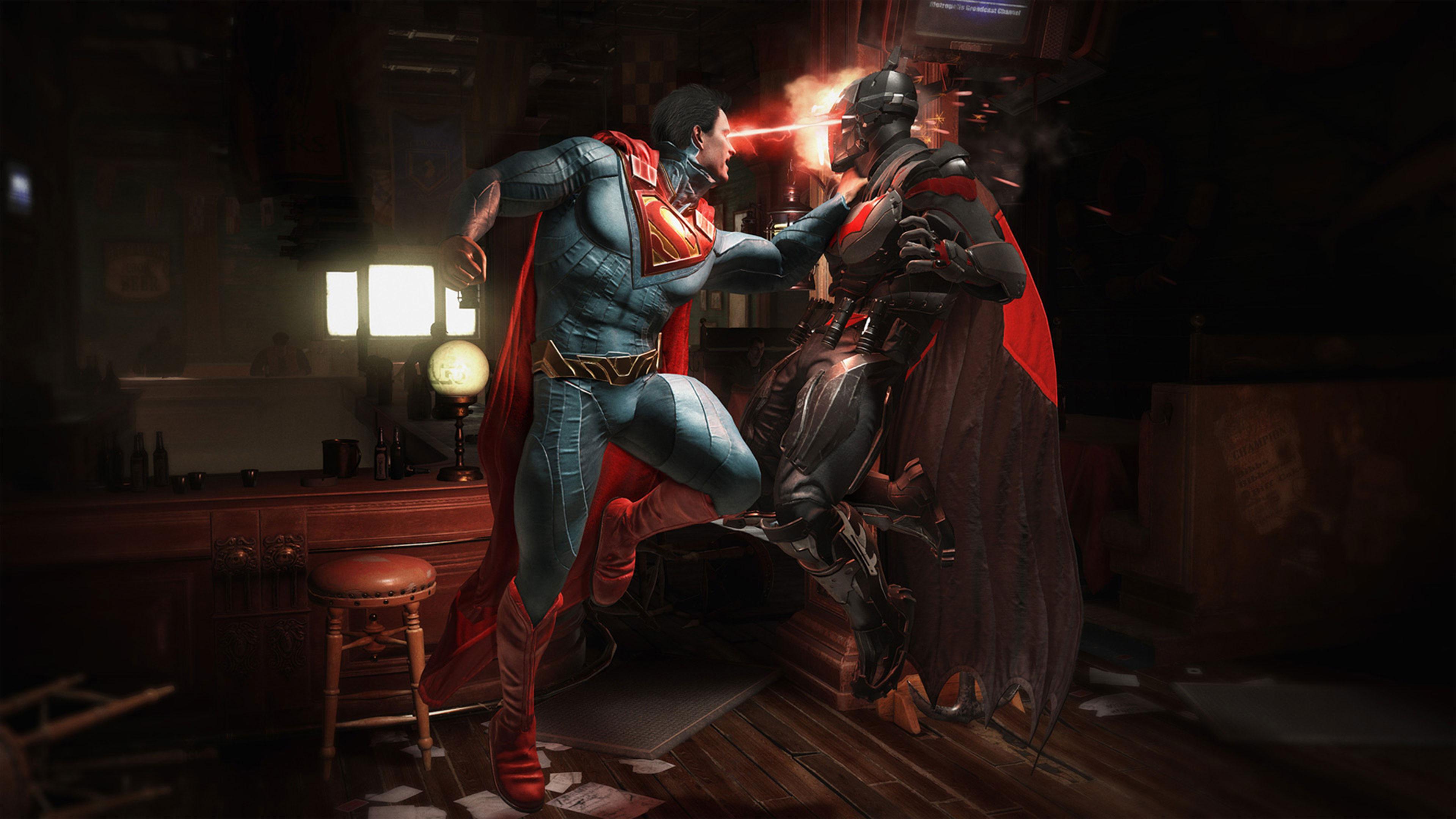 Injustice 2 - HD Wallpaper