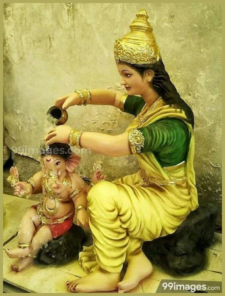 Cute Baby Ganesh 740x975 Wallpaper Teahub Io