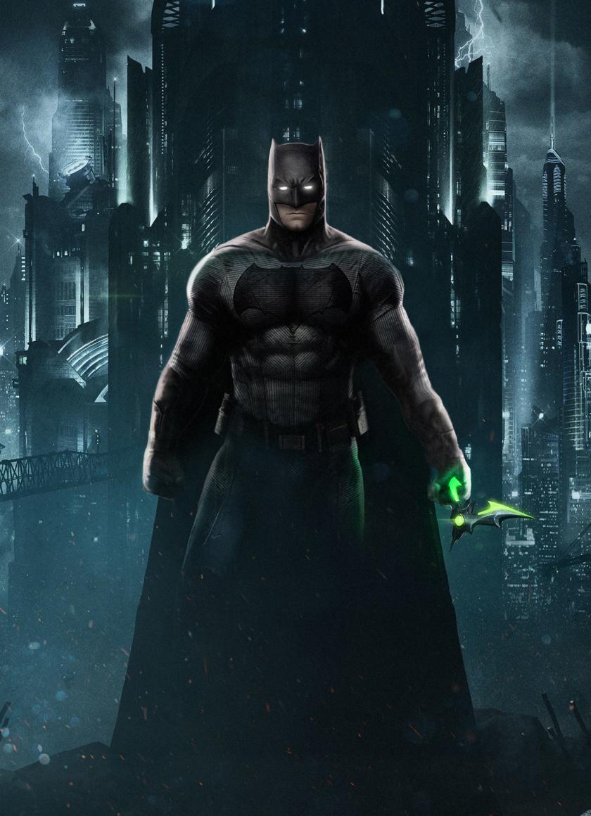 Batman, Dark, Superhero, Game, Injustice 2, Wallpaper - Injustice 2 Wallpaper Phone - HD Wallpaper