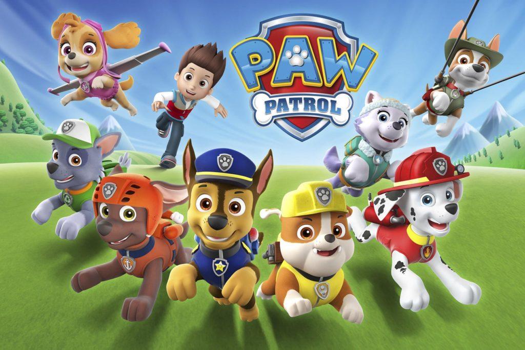 paw patrol images free download  1024x683 wallpaper