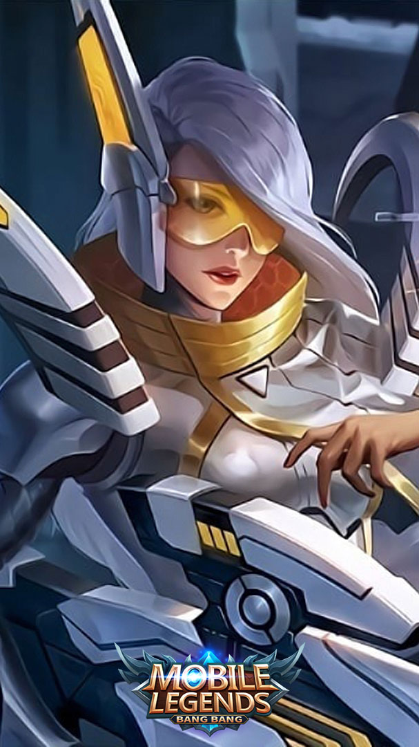 Mobile Legends Lesley Epic Skin 607x1080 Wallpaper Teahub Io
