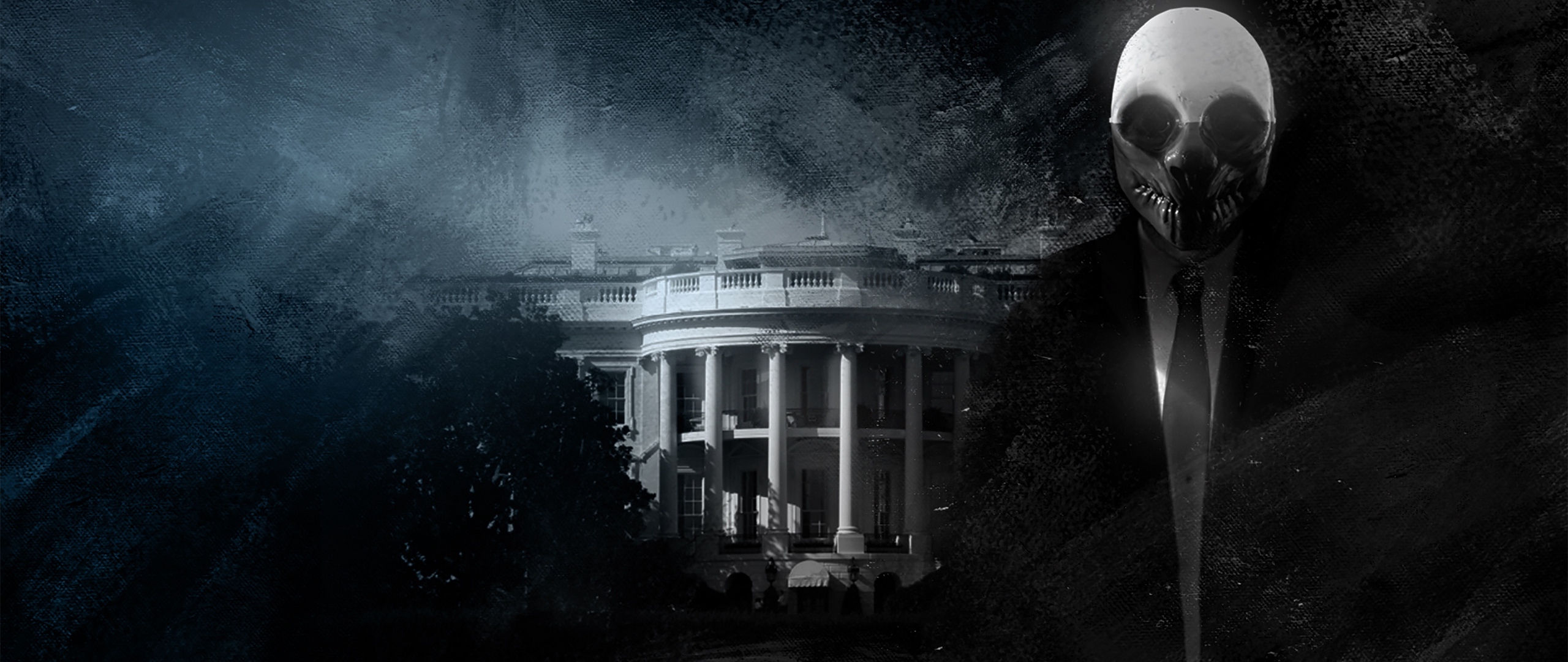 Wallpaper Payday 2, Overkill Software, White House, - White House - HD Wallpaper