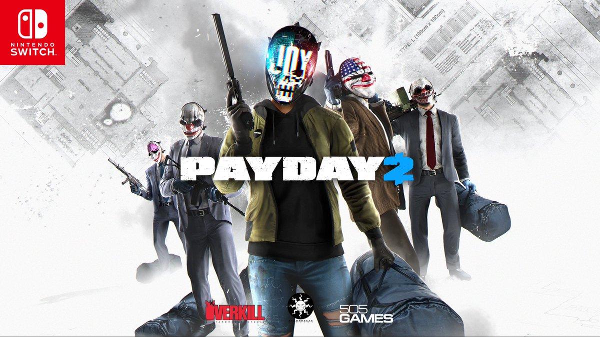 Payday 2 Joy Character - HD Wallpaper
