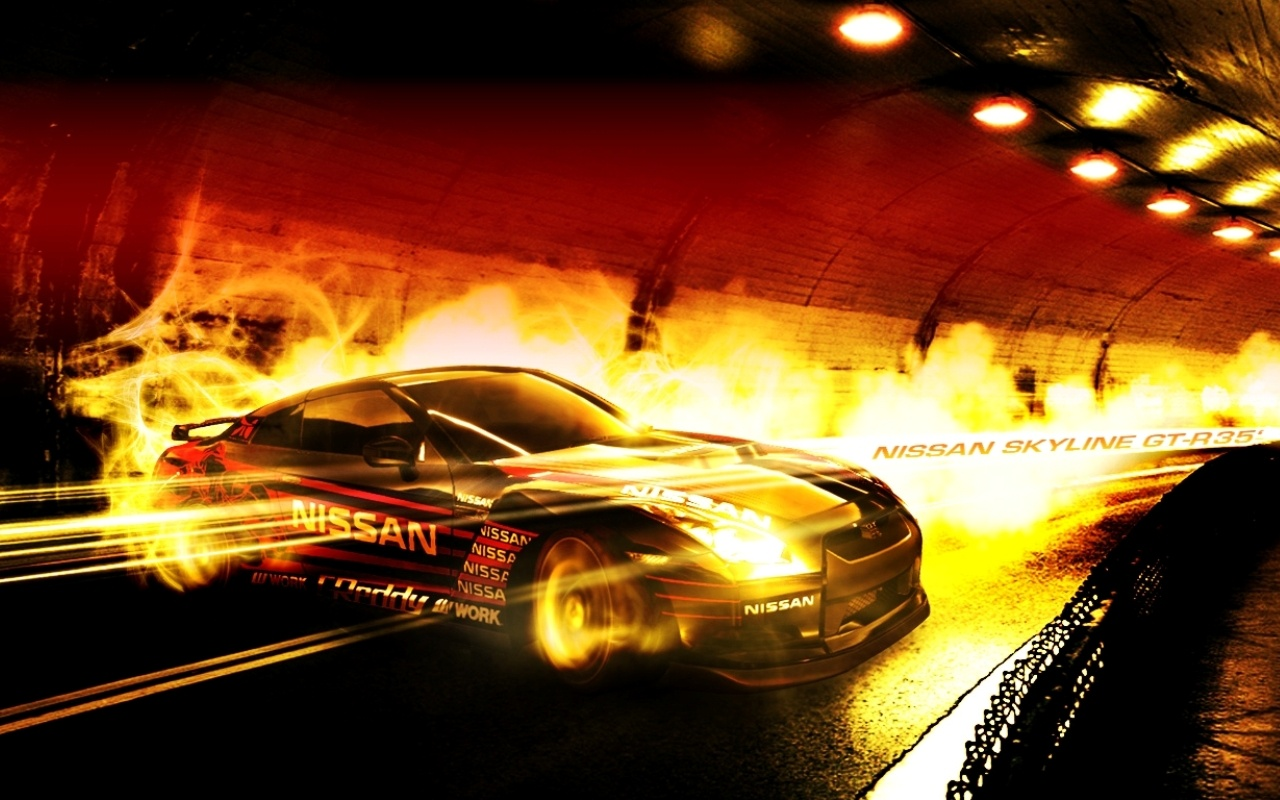 Pin Wallpaper Nfs Need For Speed Female Car Sky Dress - Need For Speed Wallpaper 3d - HD Wallpaper
