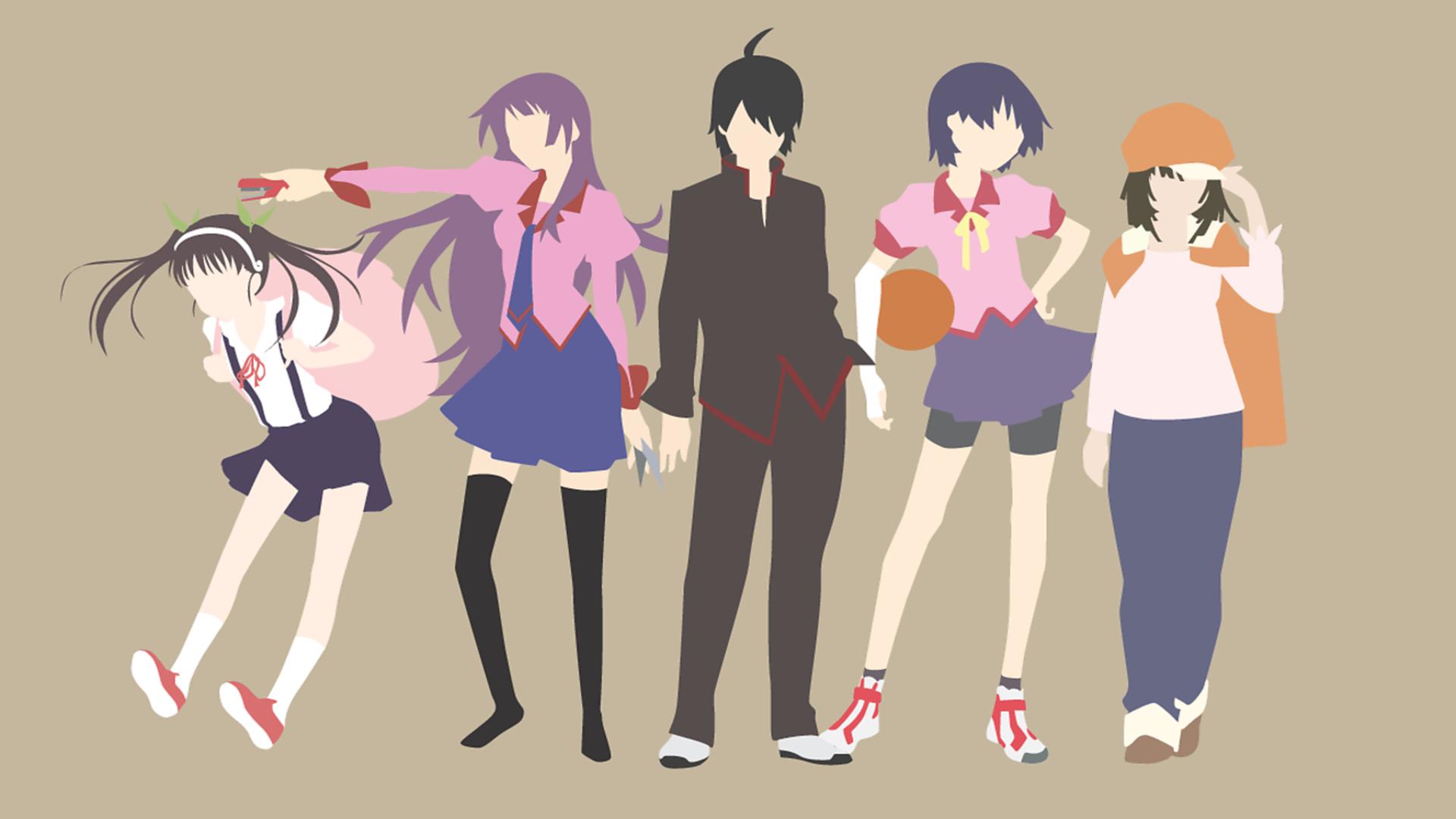 Bakemonogatari Wallpapers Hd - R Anime - HD Wallpaper
