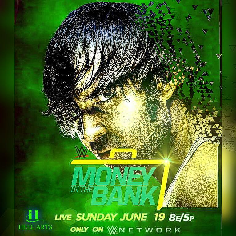 Dean Ambrose Money In The Bank - HD Wallpaper