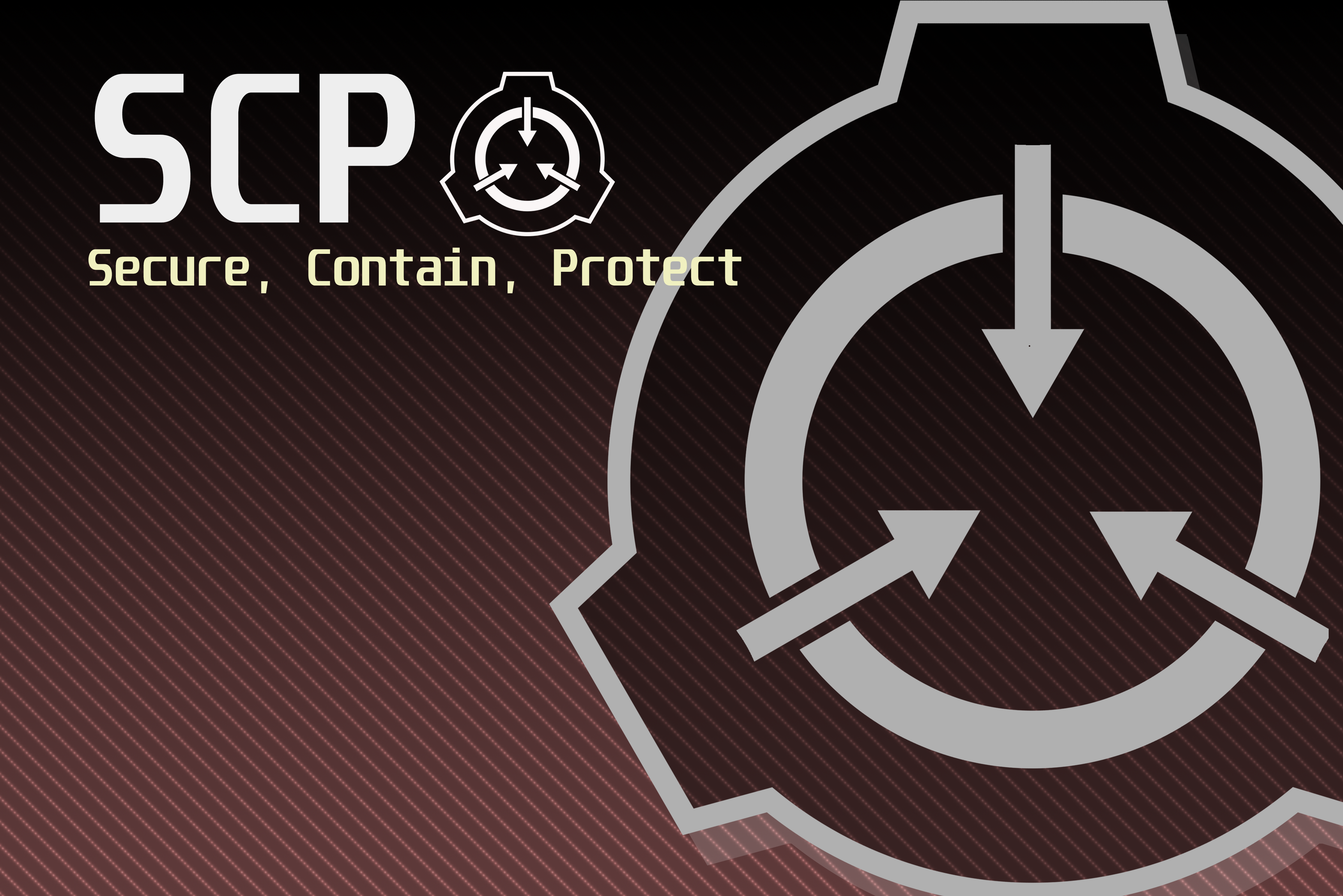 Scp Ccard Wiki 01 Scp Foundation Logo 4496x3000 Wallpaper Teahub Io