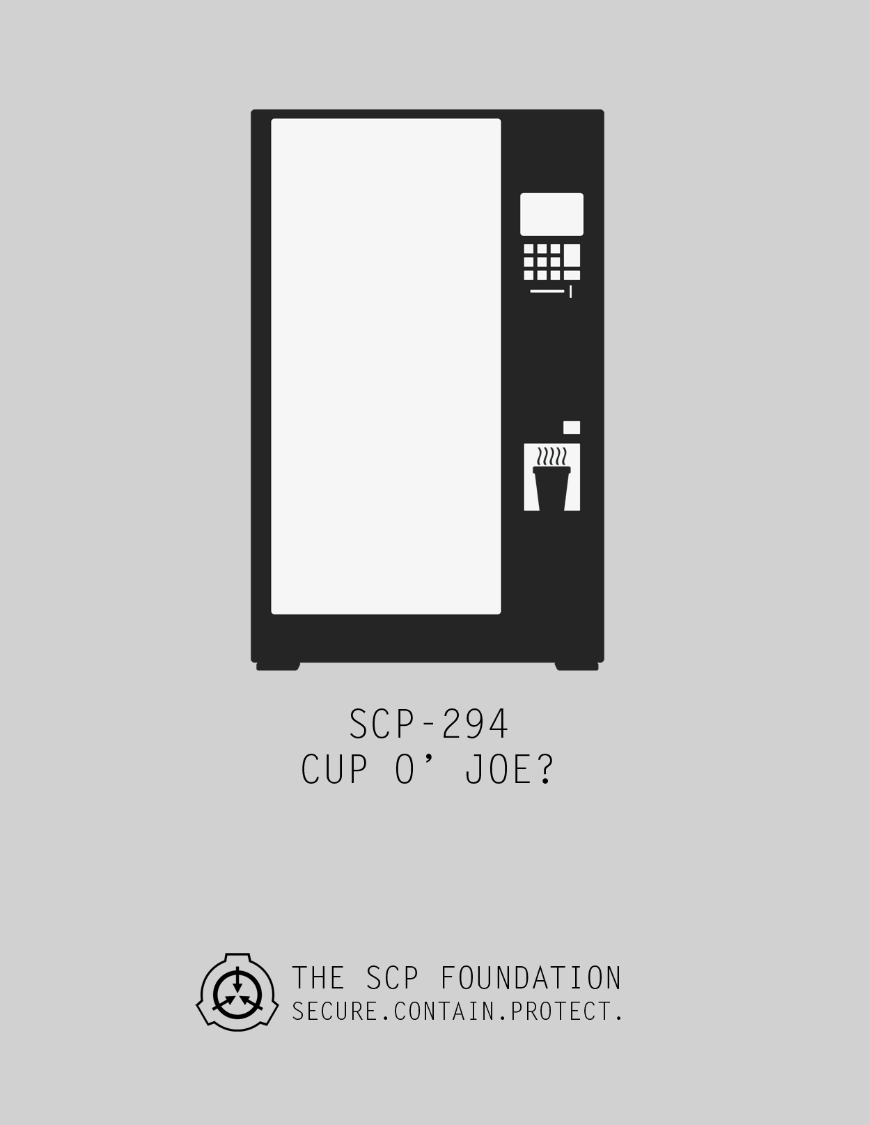 Scp 294 Cup Scp 1248x1615 Wallpaper Teahub Io