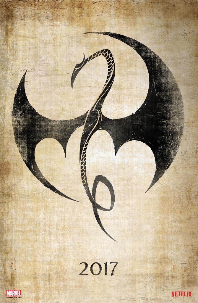 Iron Fist - Poster - Iron Fist - HD Wallpaper