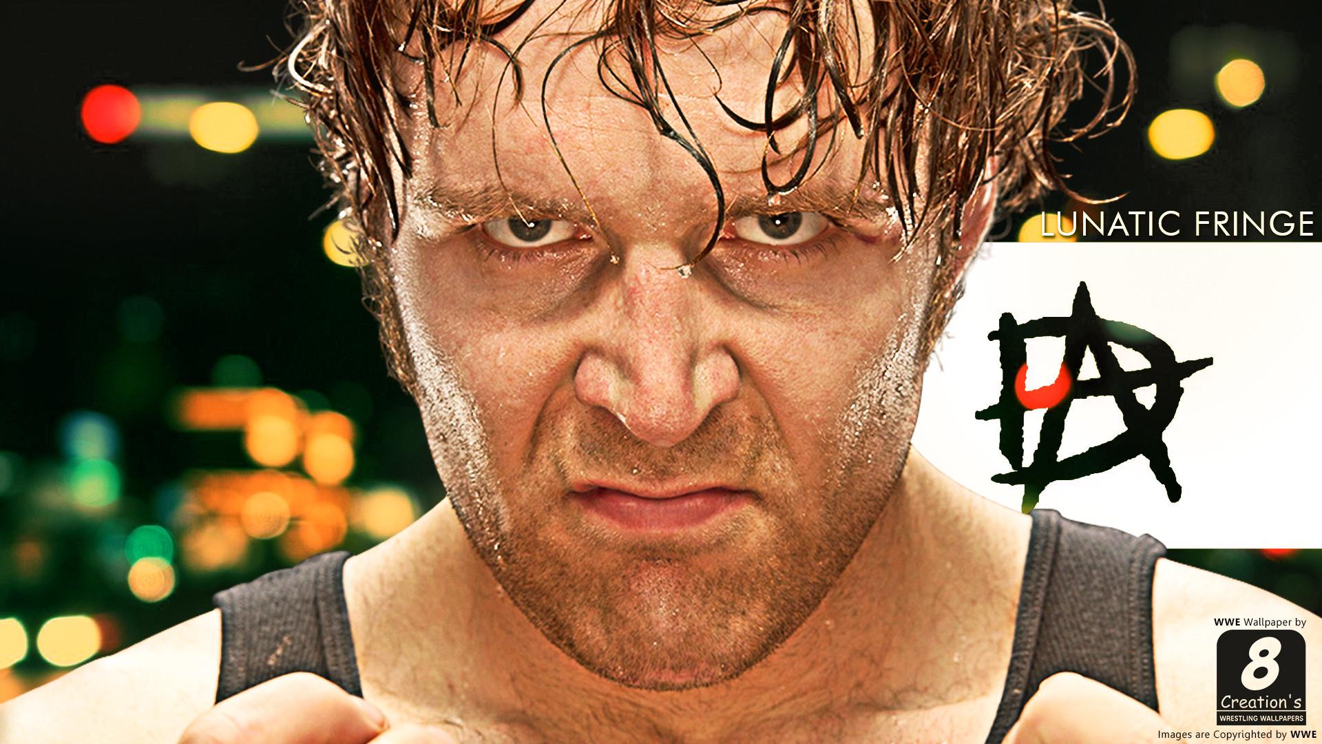 Dean Ambrose Wallpaper By Arunraj1791 Dean Ambrose - Dean Ambrose - HD Wallpaper