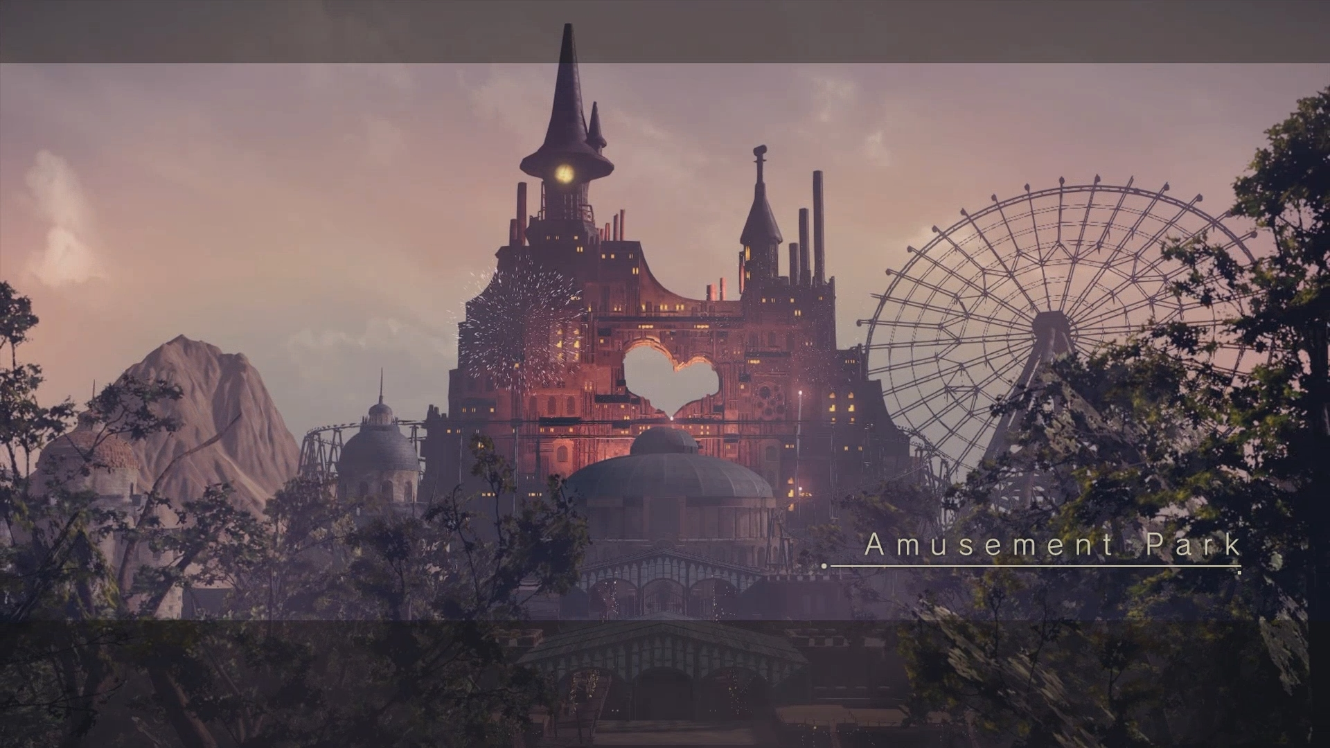 Nier Automata Amusement Park - HD Wallpaper