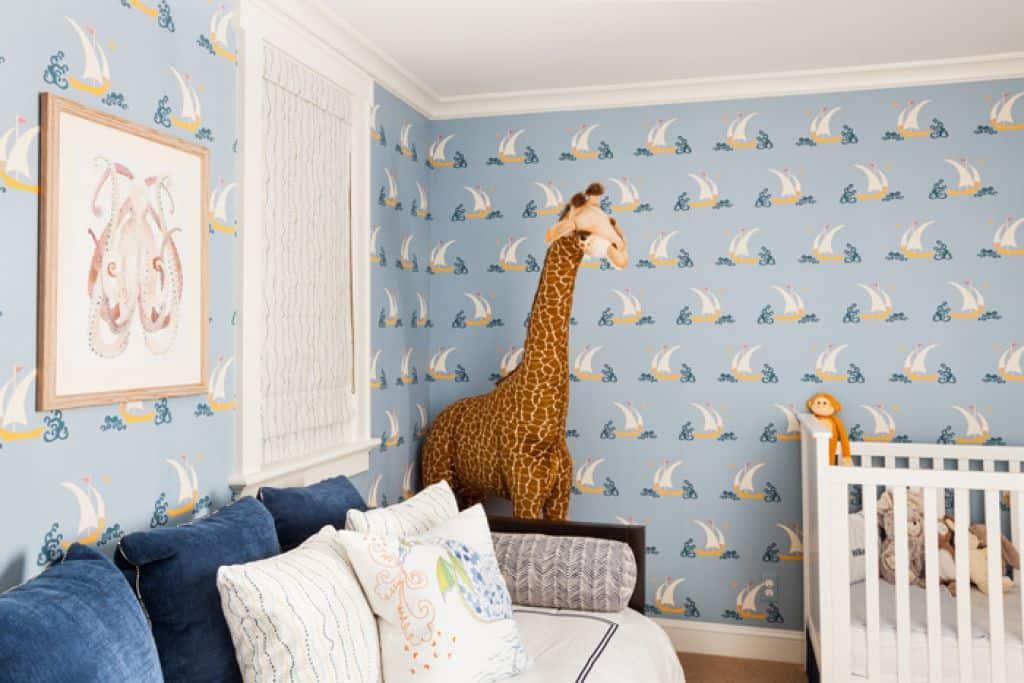 Baby Boy Room Ideas - HD Wallpaper