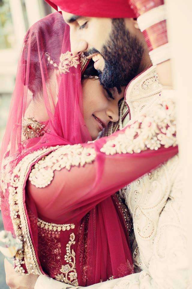 Punjabi Husband And Wife - HD Wallpaper