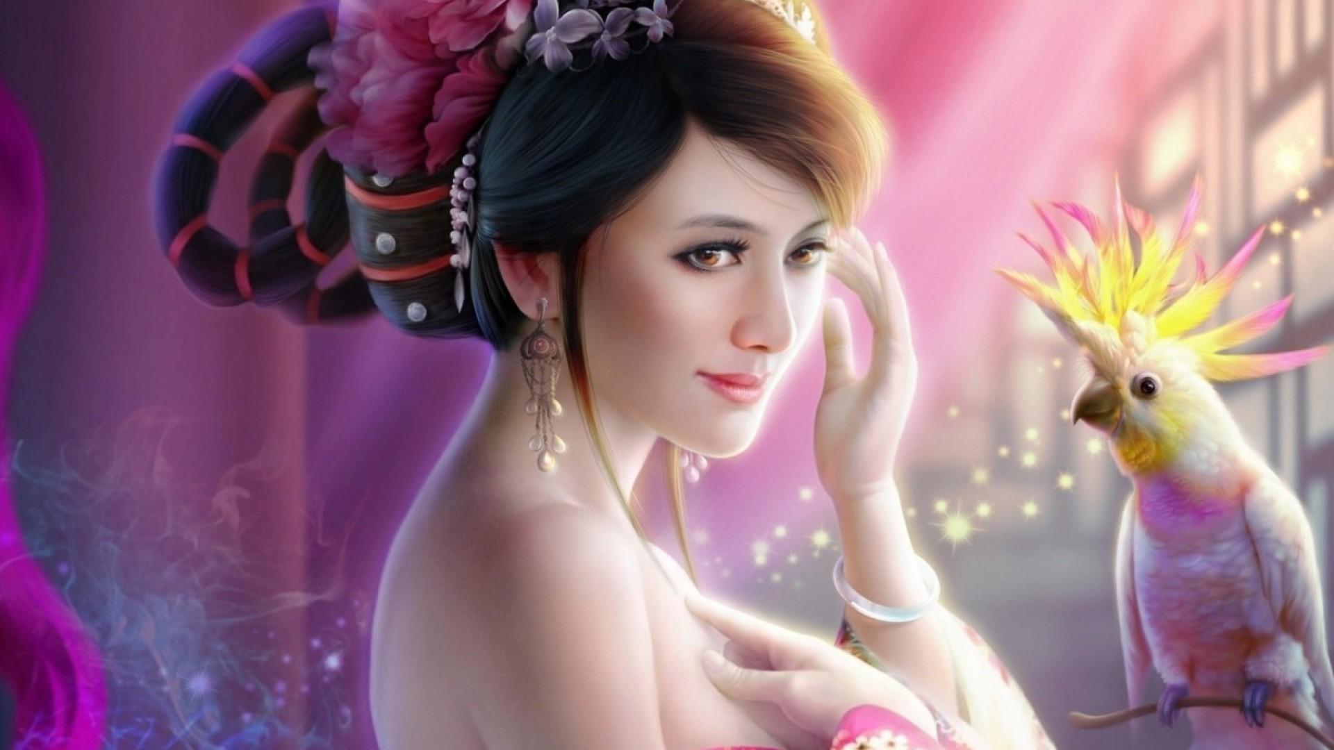 Beauty Wallpaper Girls - HD Wallpaper