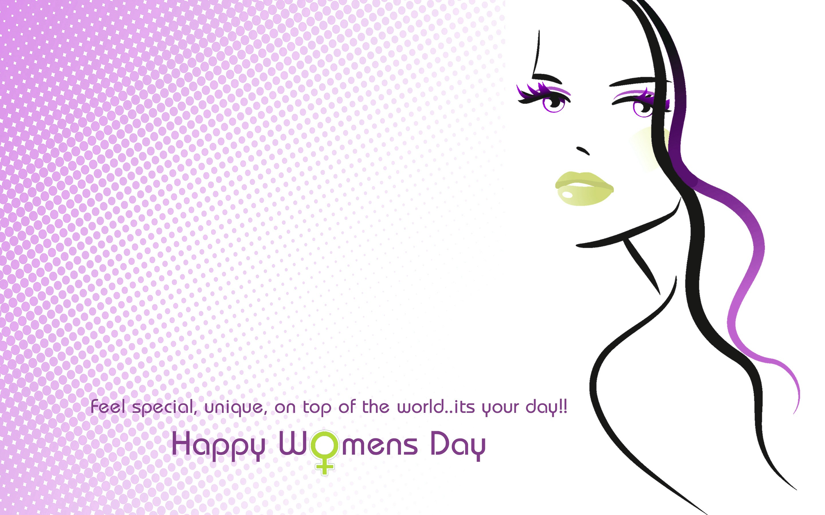 Happy International Women's Day 2018 Quotes - HD Wallpaper