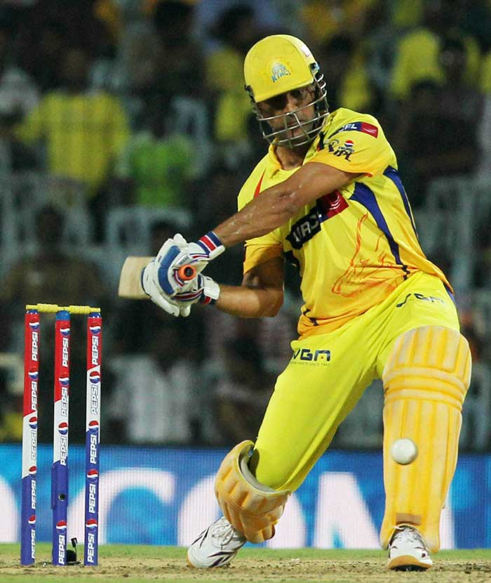 Mahendra Singh Dhoni Led The Way With A Typically Aggressive - First-class Cricket - HD Wallpaper