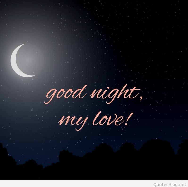 Good Night, My Love Wallpapers - Good Night My Love Dp - HD Wallpaper