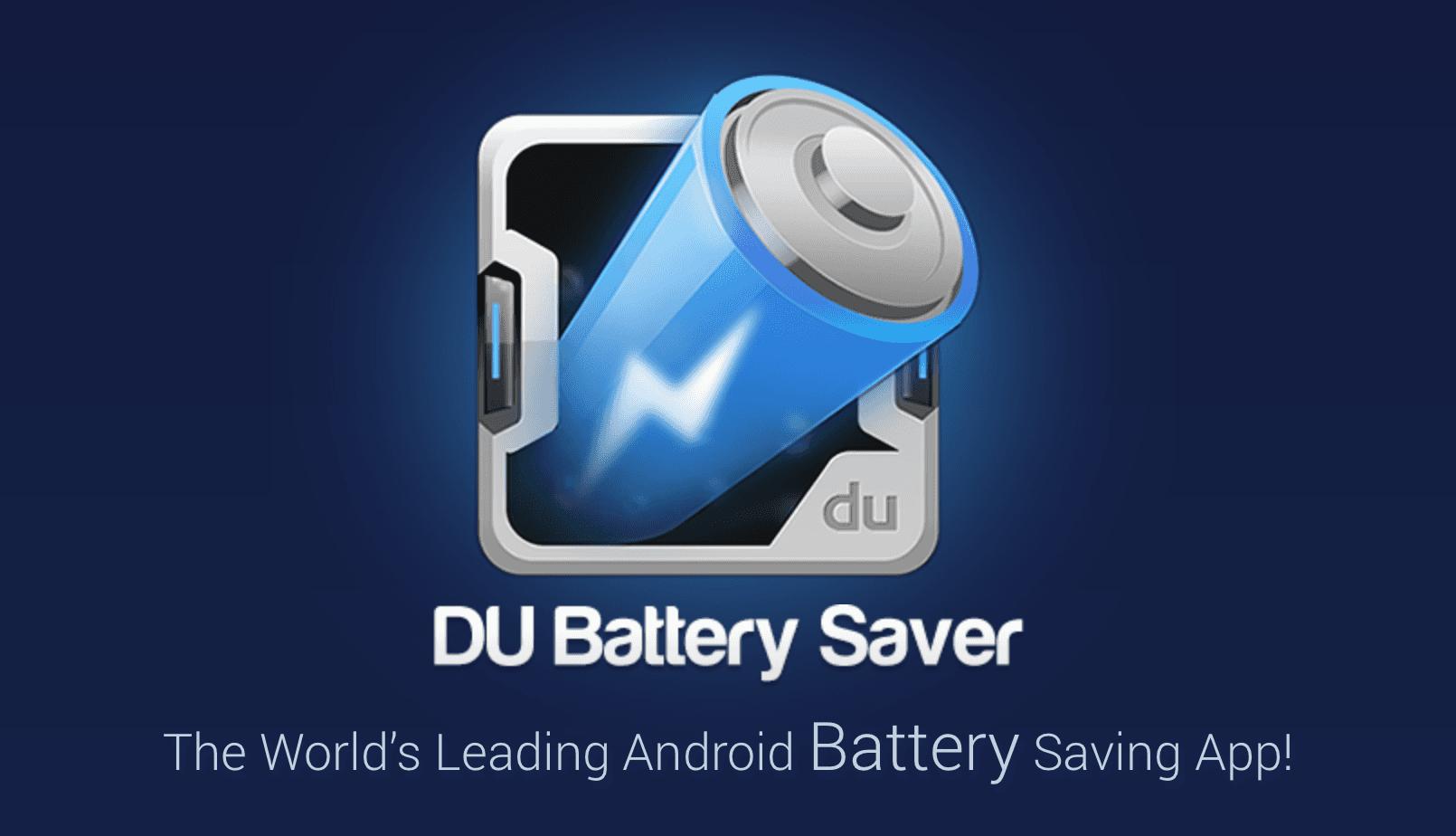 Du Battery Saver App - 1610x924 Wallpaper - teahub.io