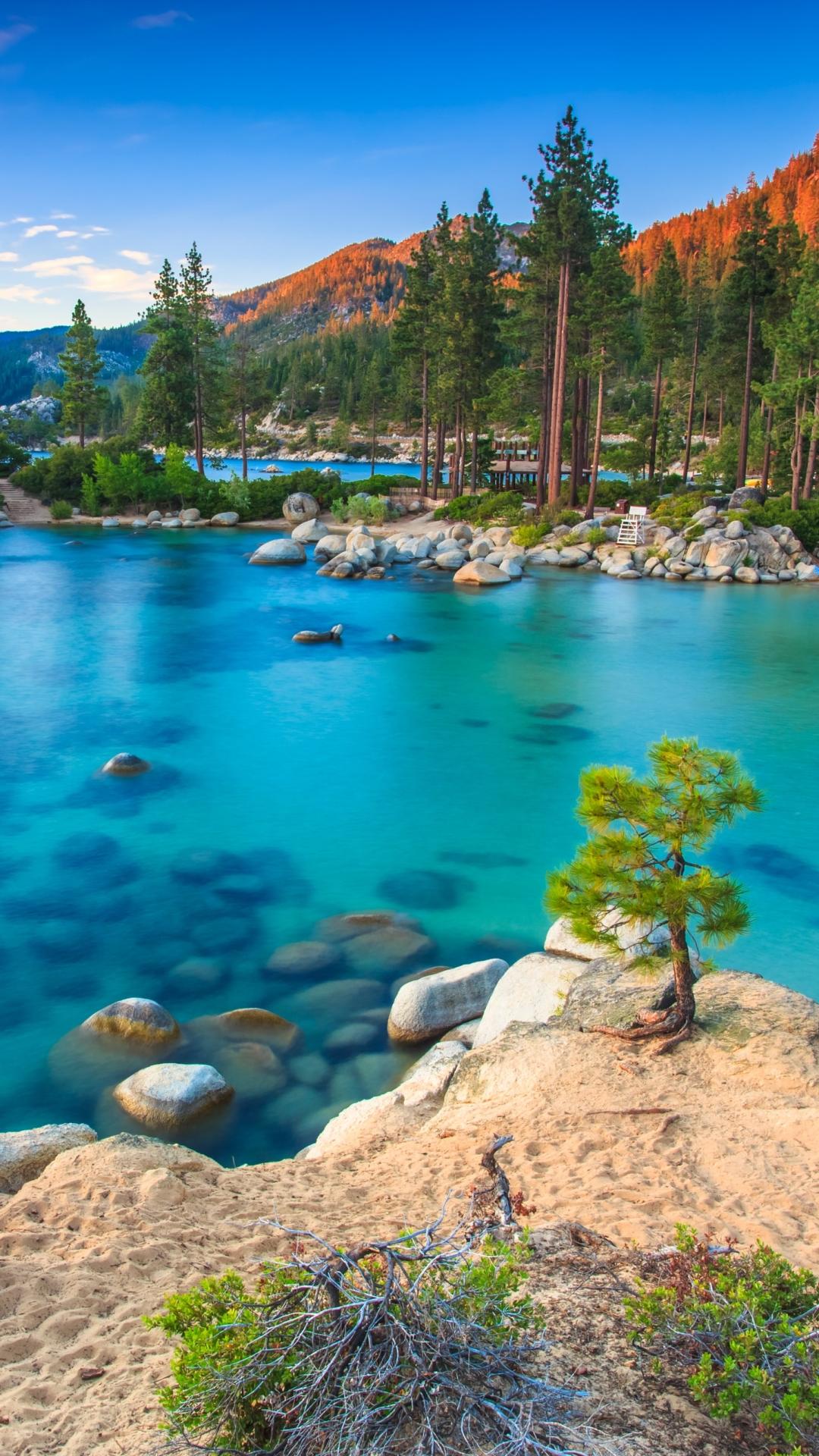 Lake Tahoe 1080x1920 Wallpaper Teahub Io
