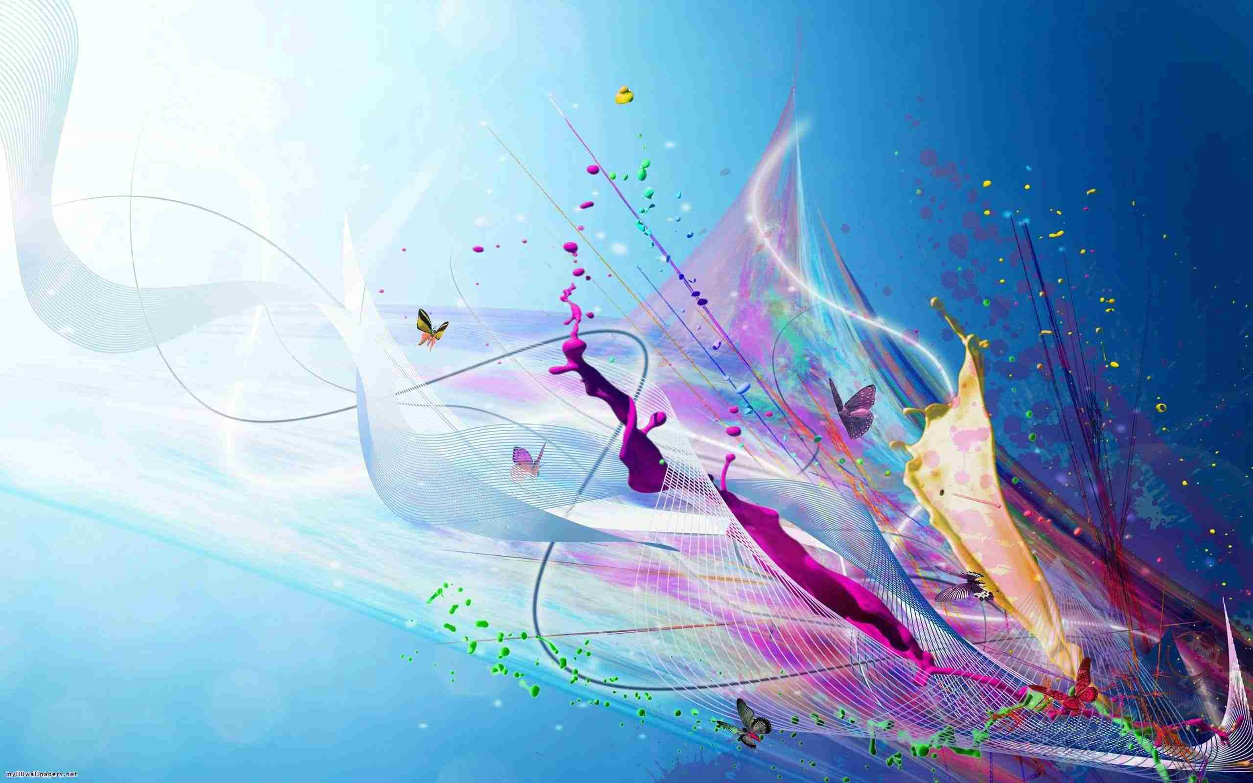 The Top Free Android Mobile Phone Themes And Live Wallpaper - Abstract Art Backgrounds - HD Wallpaper