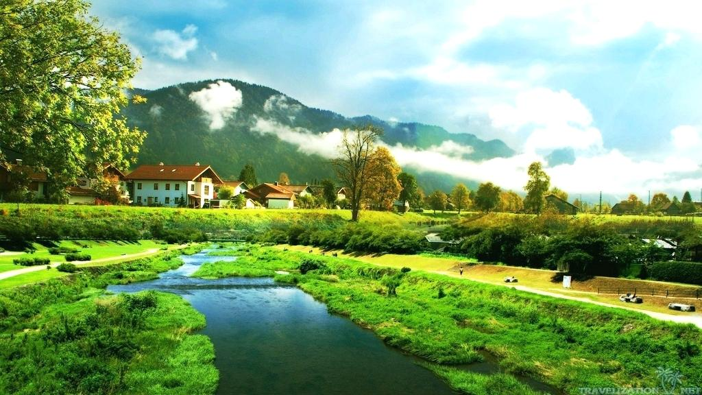 Most Beautiful Nature Wallpapers Backgrounds Green - Beautiful Wallpaper Photo Ever - HD Wallpaper