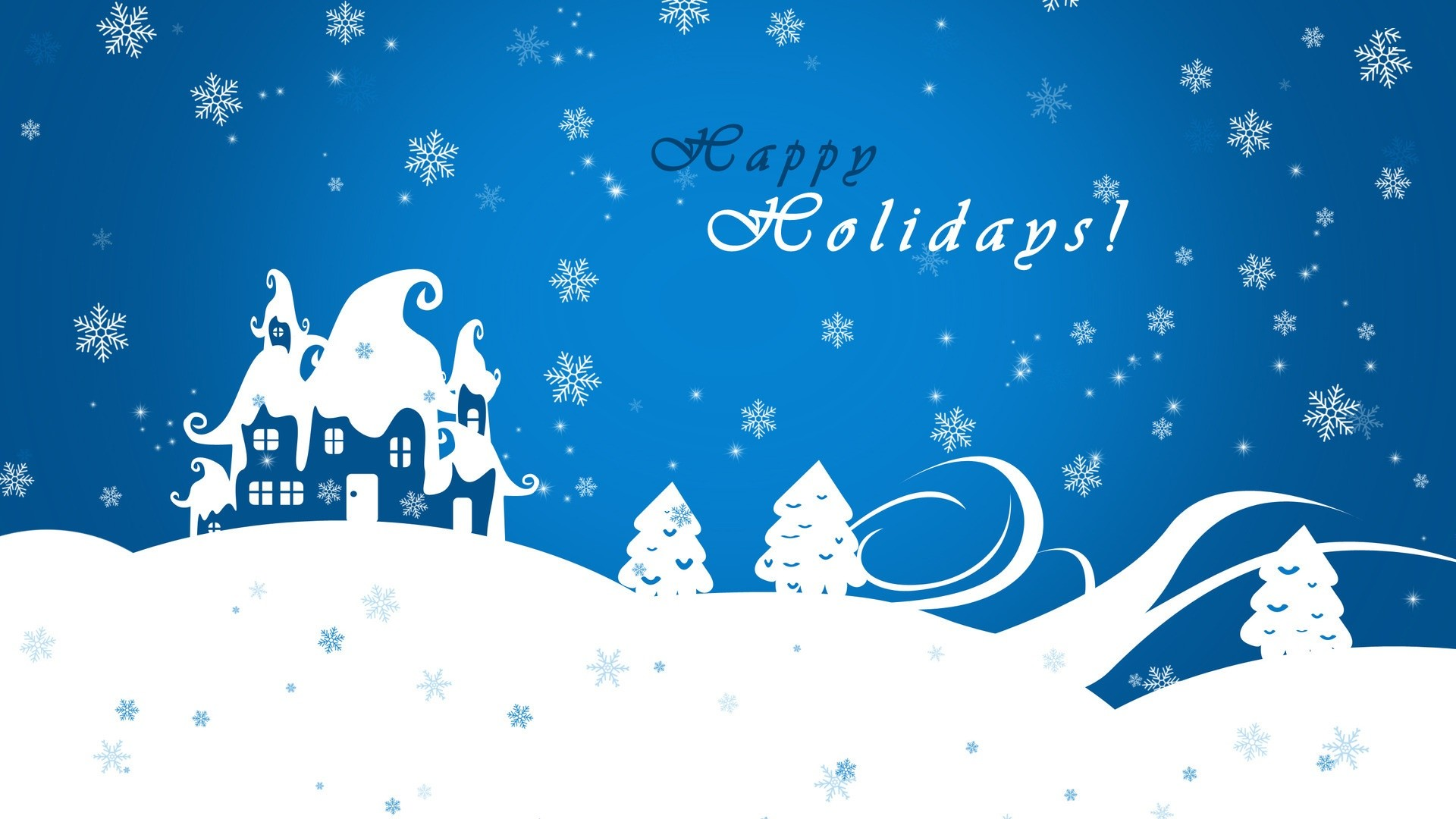 1920x1080, Happy Holidays Hd Wallpaper Backgrounds - Happy Holiday Background Images Free - HD Wallpaper