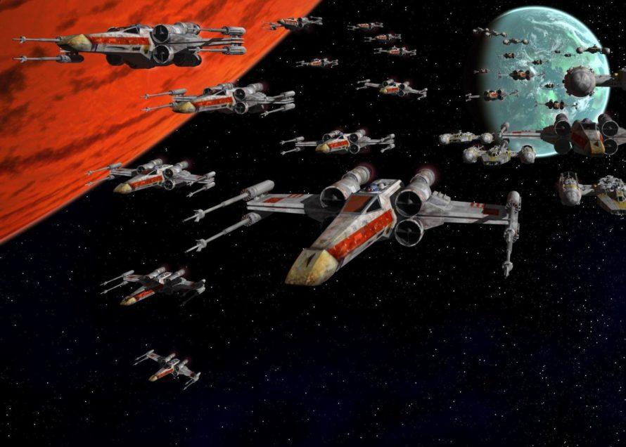 27+ Cool Star Wars Screensavers Wallpapers