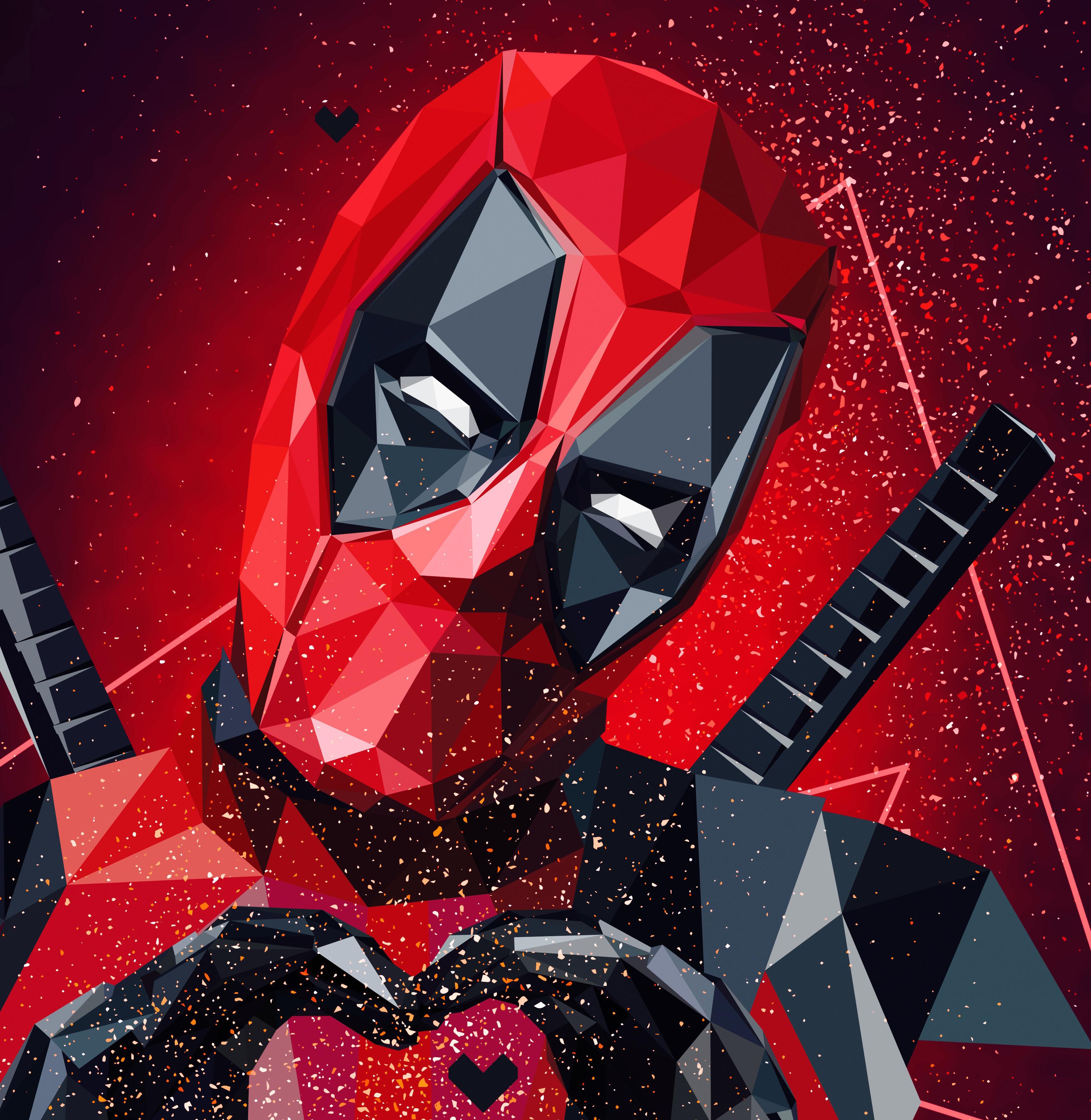 Deadpool Wallpaper 4k For Mobile 3508x3600 Wallpaper Teahub Io
