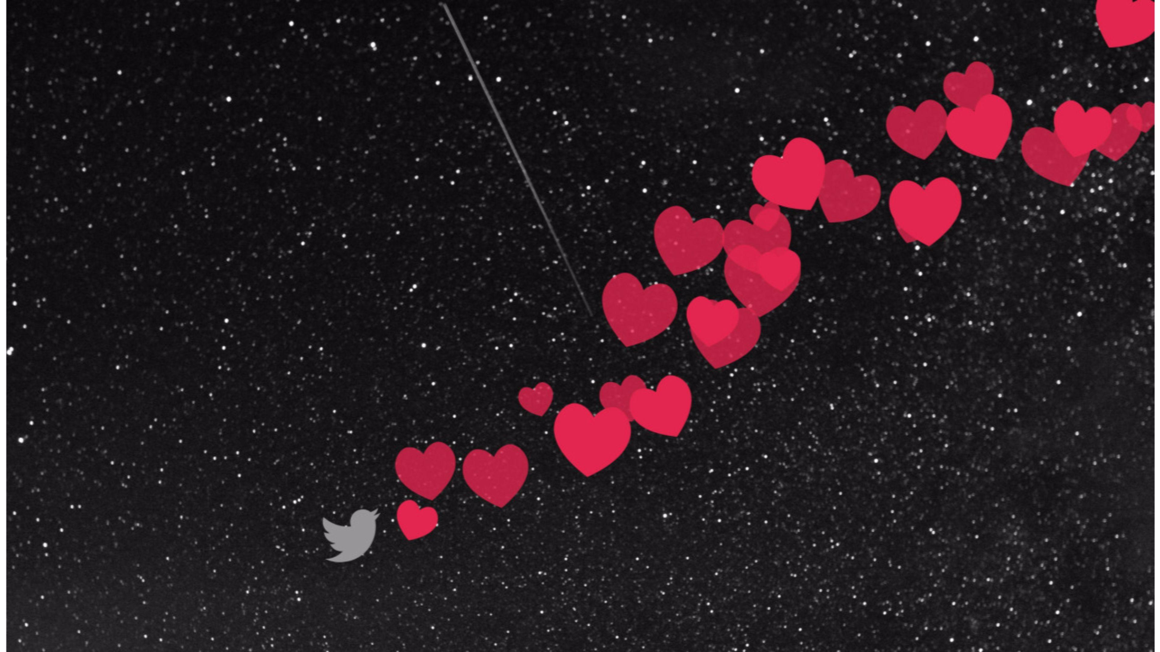 Flying Hearts 4k Love Wallpaper   Data-src - 4k For Mobile Love - HD Wallpaper