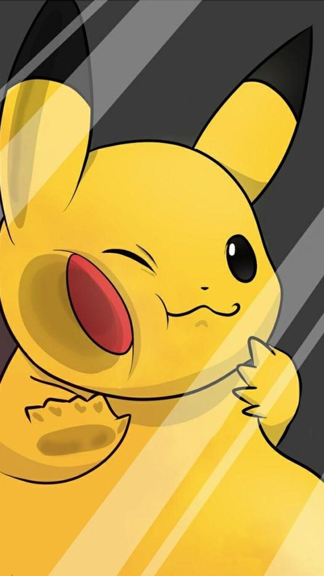 1080x1920 Pikachu Hd Wallpapers For Iphone 7 Pikachu Wallpaper Iphone 1080x1920 Wallpaper Teahub Io