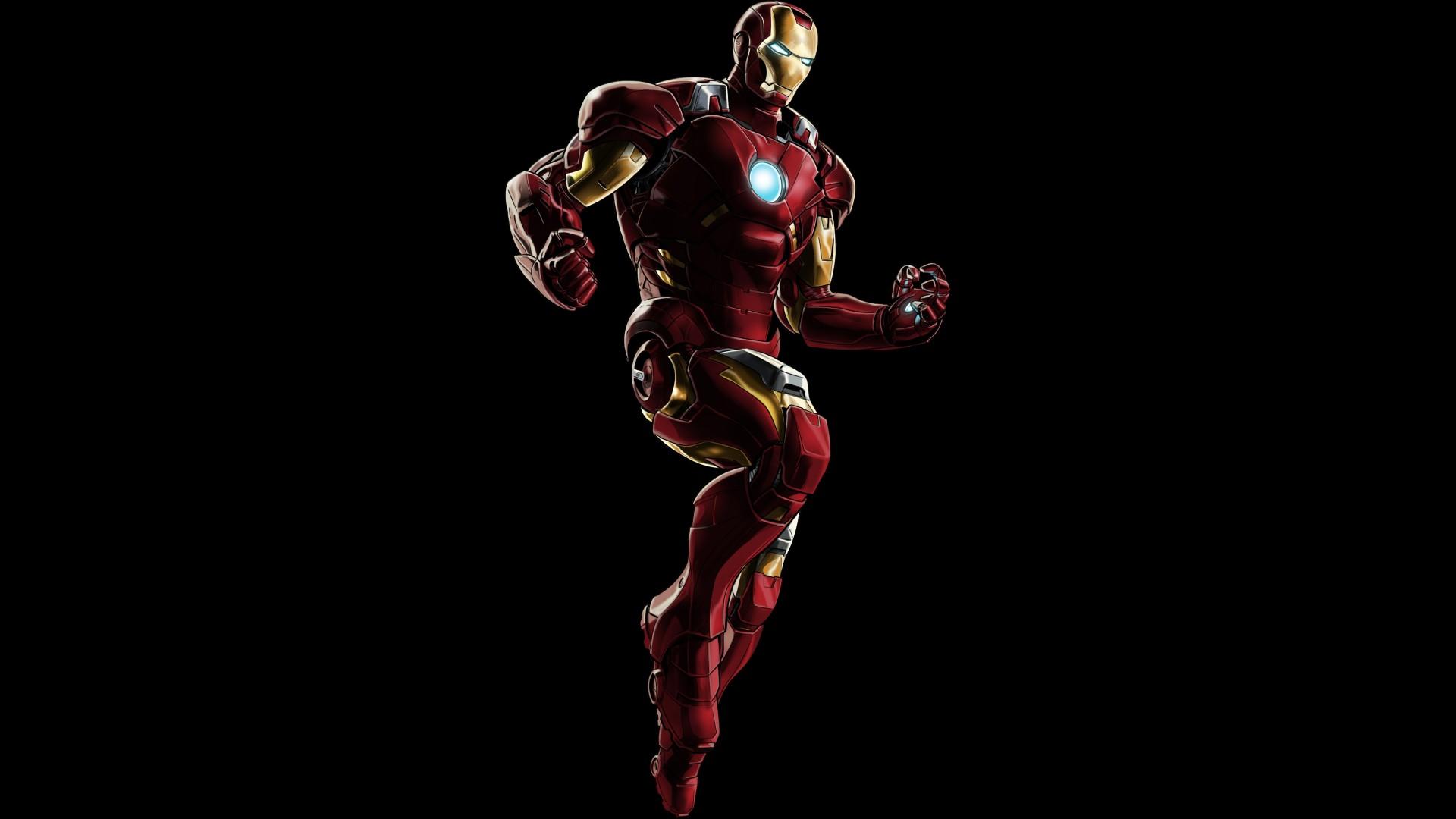 Iron Man Hd Wallpaper - Iron Man Love You 3000 - HD Wallpaper