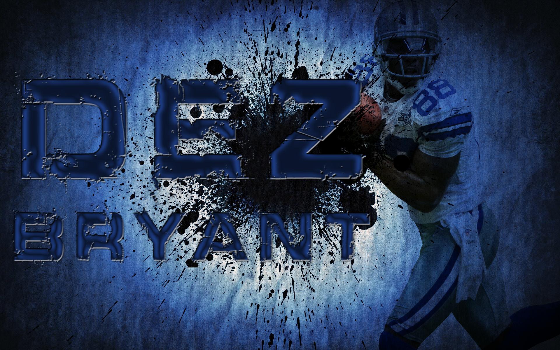 Dez Bryant Dallas Cowboys Wallpaper - Wallpaper - HD Wallpaper