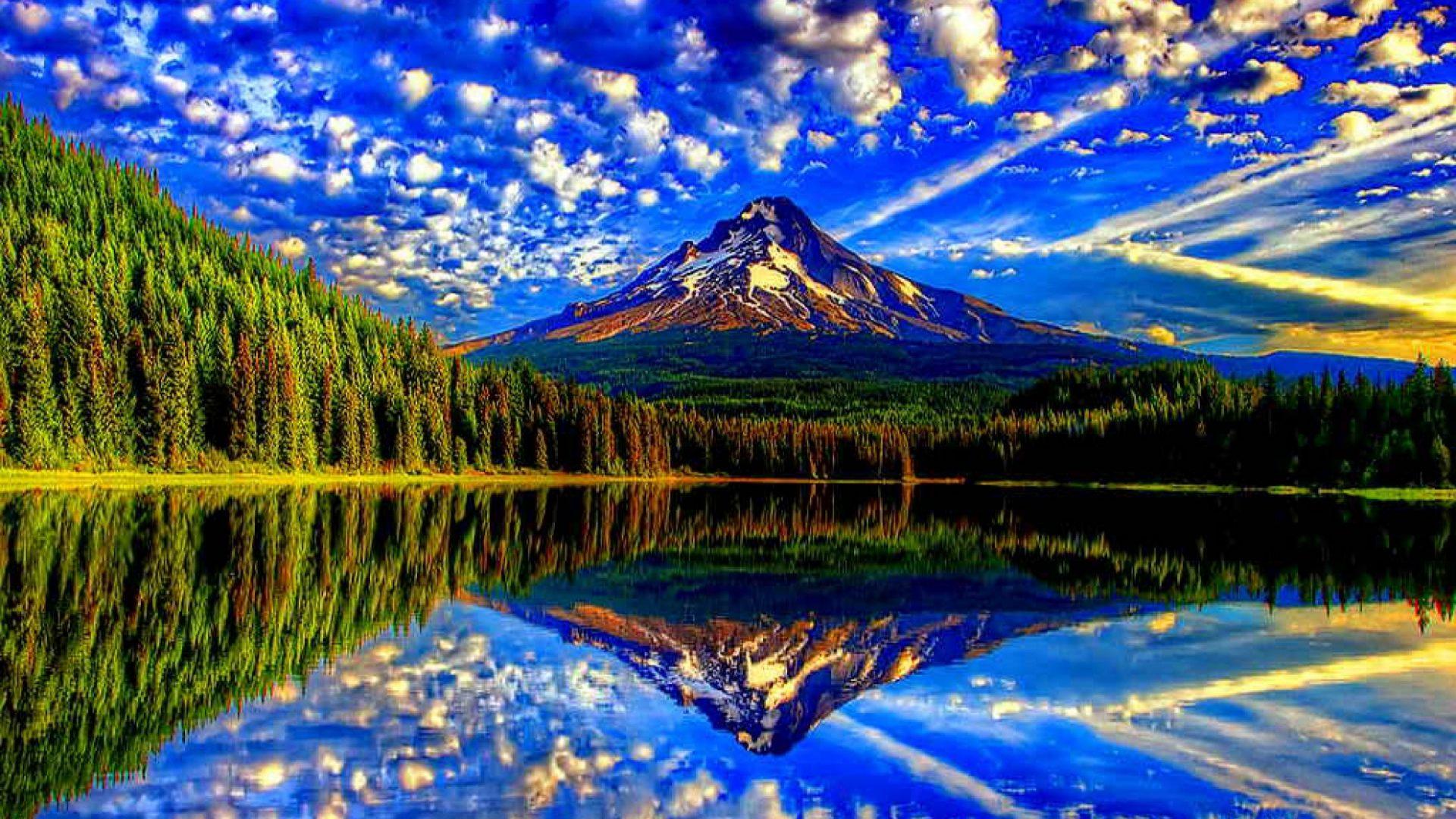 World Most Beautiful Nature - HD Wallpaper