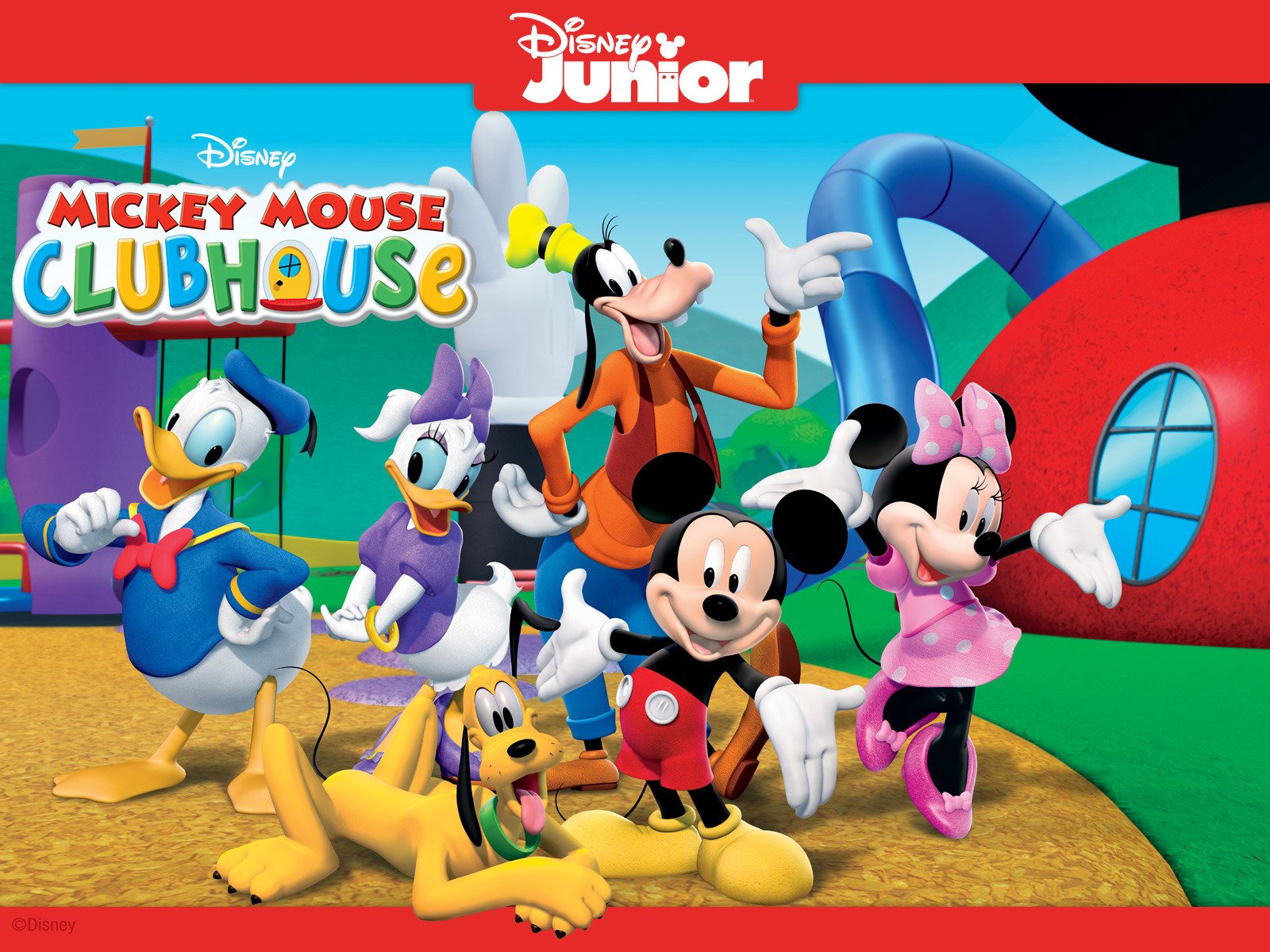 mickey mouse clubhouse people 1600x1200 wallpaper teahub io mickey mouse clubhouse people