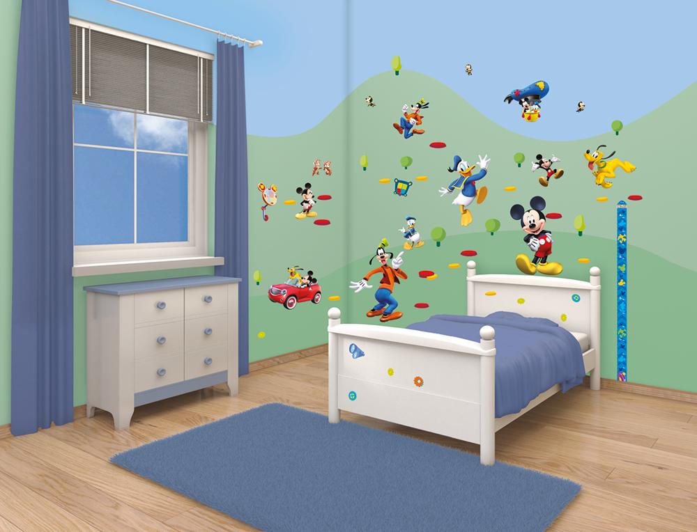Cheap Mickey Mouse Room Decorations 1000x764 Wallpaper Teahub Io