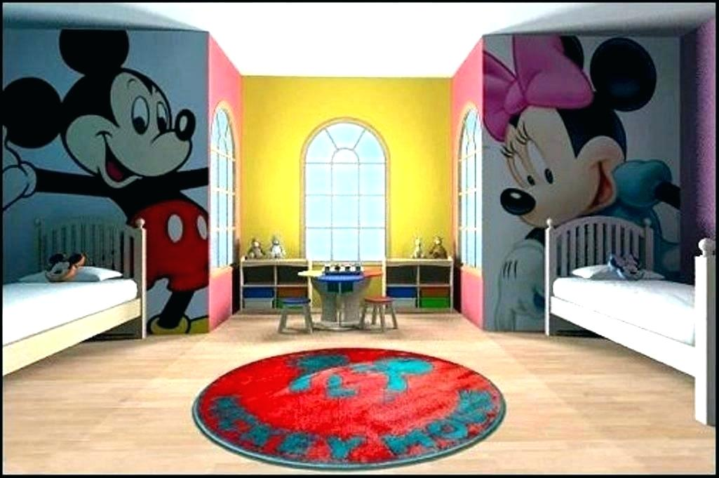 Mickey Mouse Room Decor For Baby Mickey Mouse Baby Small Bedroom For Boy And Girl 1025x681 Wallpaper Teahub Io