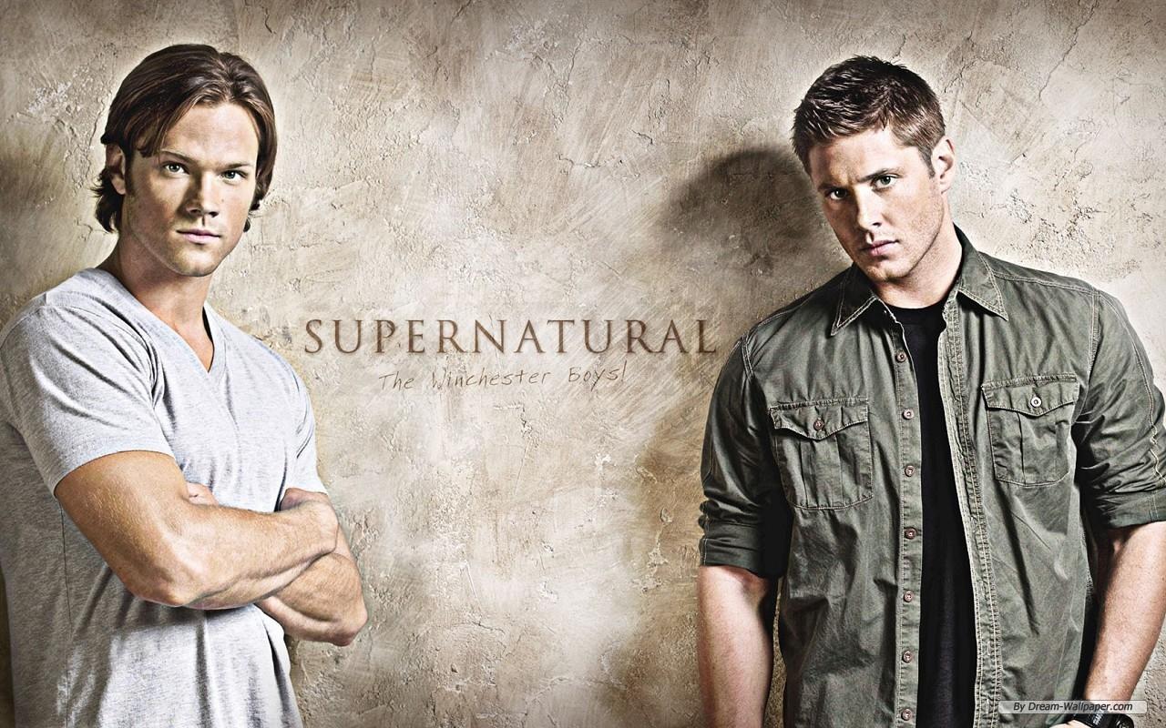 Supernatural Tv Show Wallpaper - HD Wallpaper