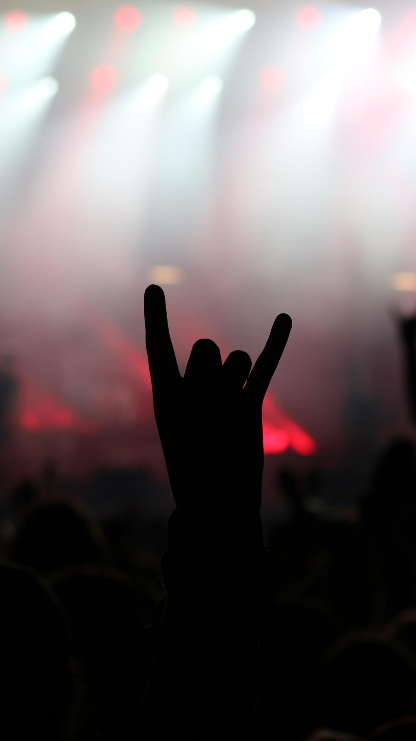 Rock Party, Music Concert, Dance, Hands, Party, Wallpaper - Iphone X Wallpaper Rock Music - HD Wallpaper