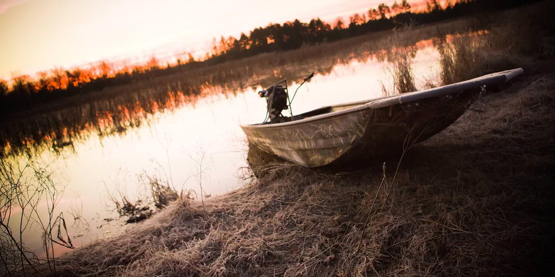 Duck Hunting Boats - HD Wallpaper