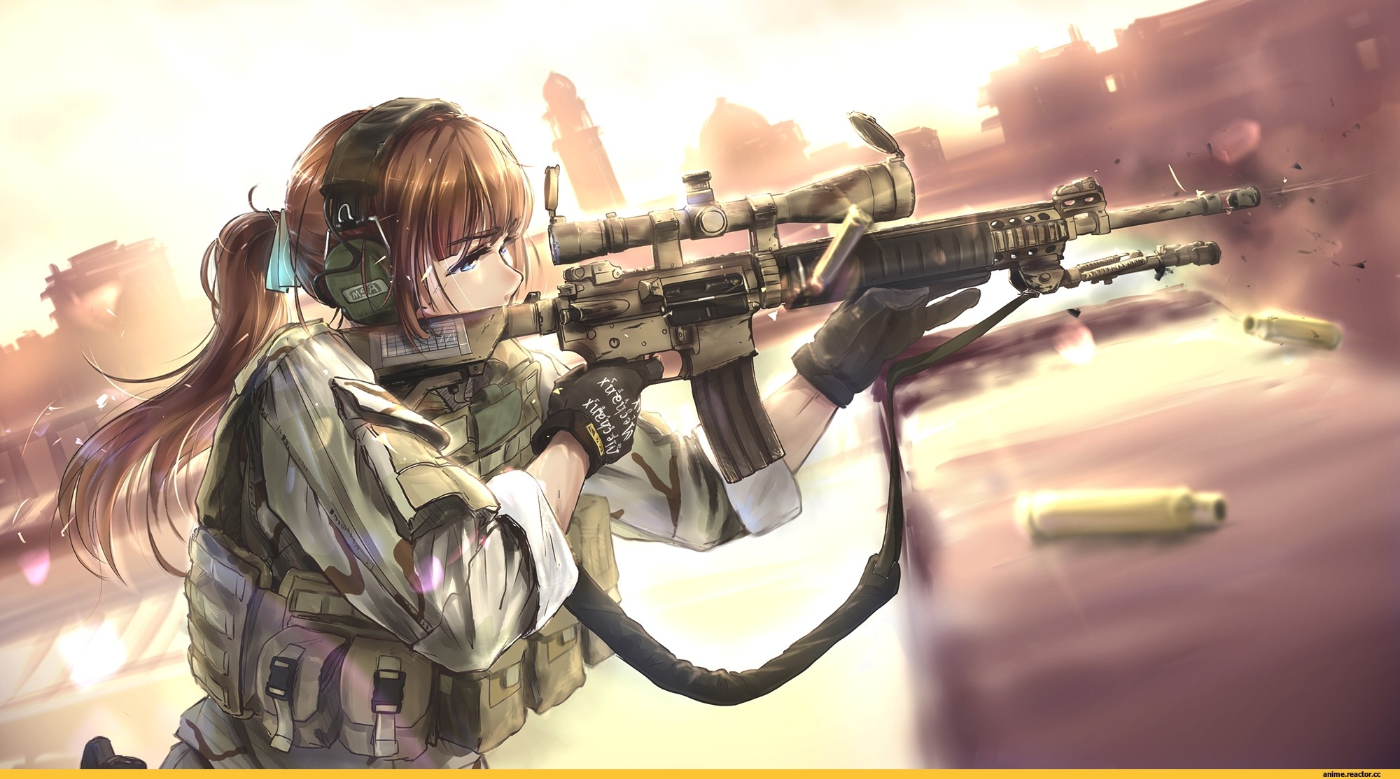 2000x1114, New Anime Army Girl Wallpaper Download - Nightcore You Re Gonna Know My Name - HD Wallpaper