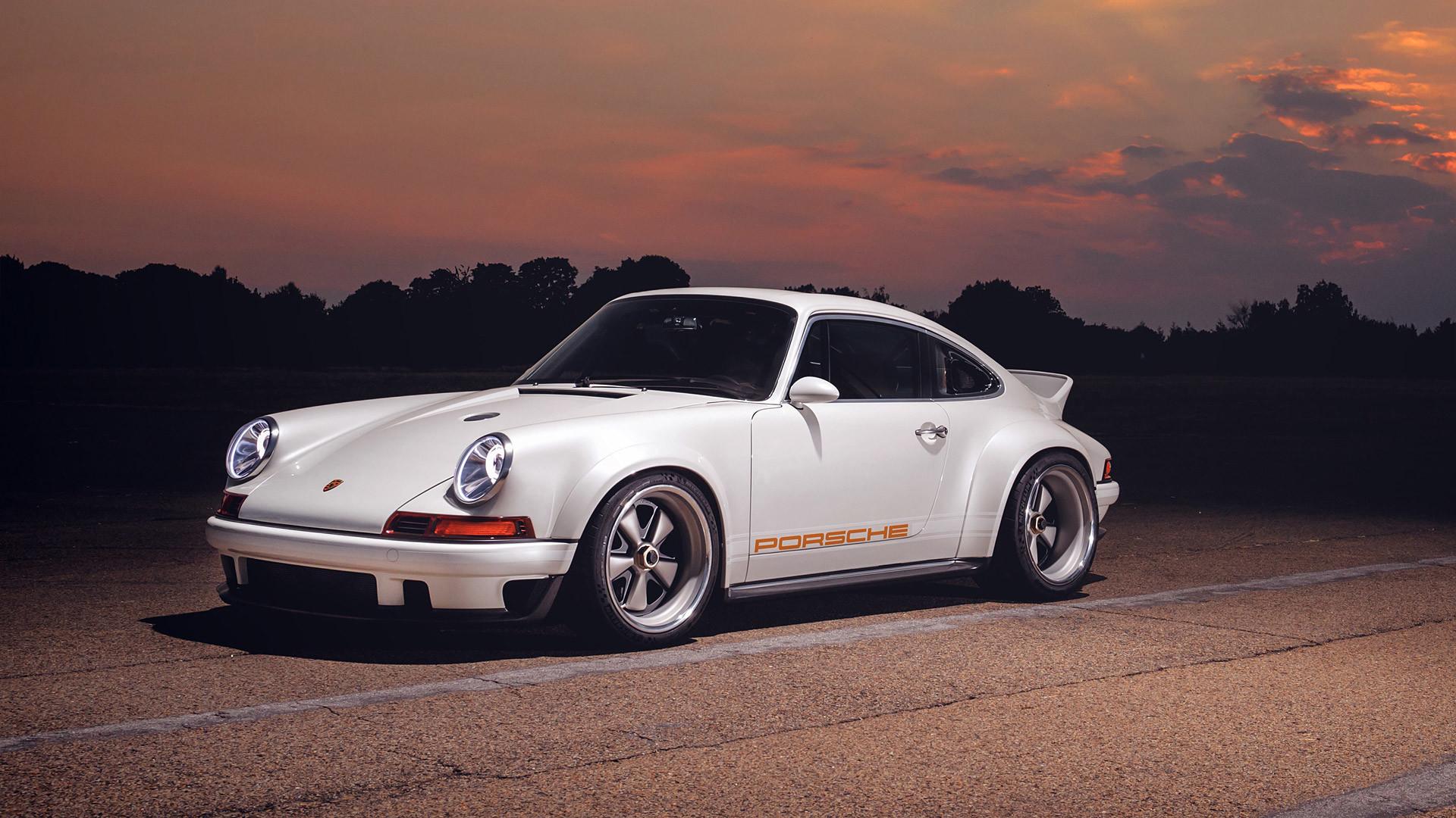 2018 Singer Dls Picture - Singer Williams Porsche - HD Wallpaper