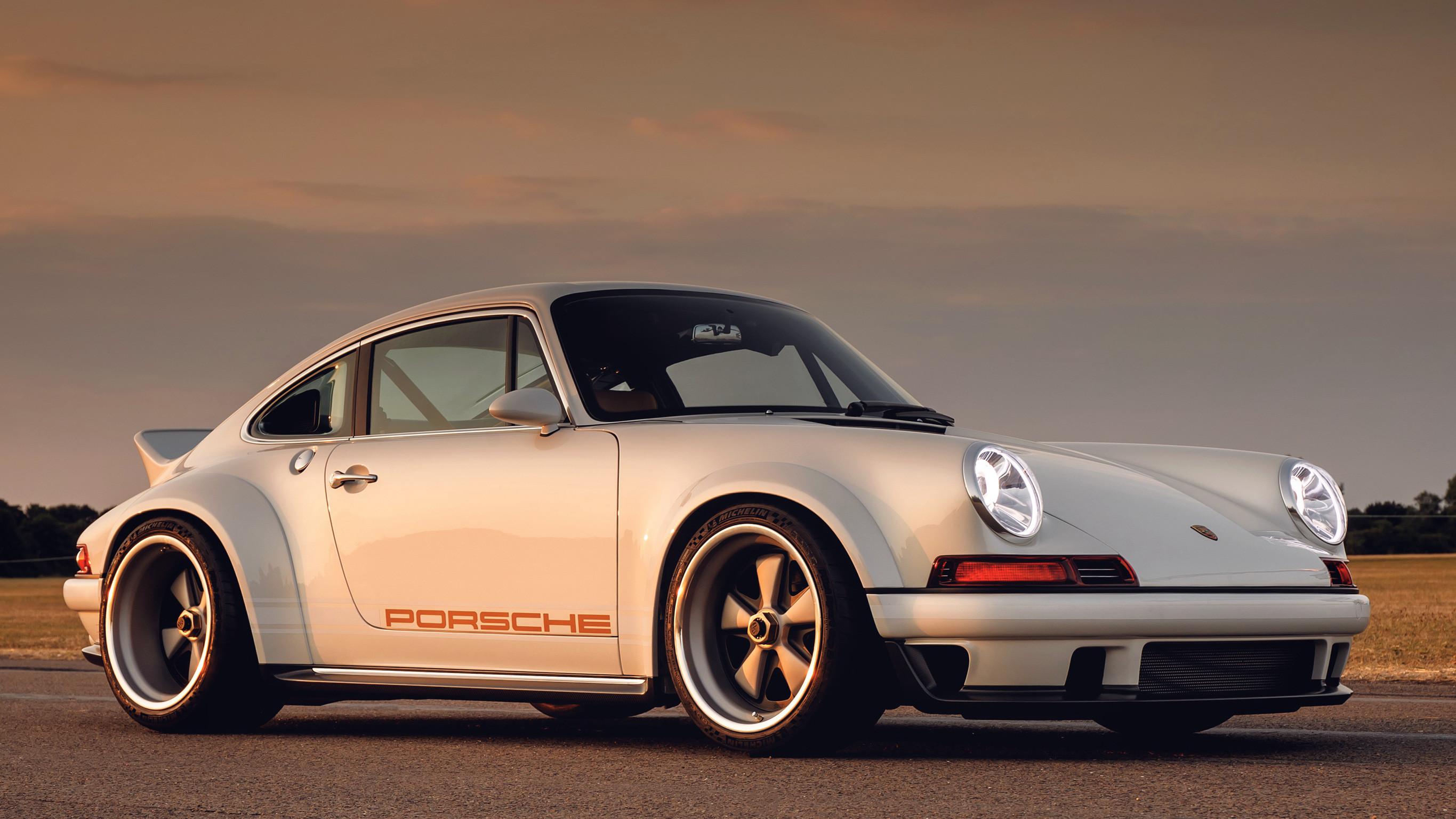 Porsche Singer Vehicle Design Dls   Data Src Download - Singer And Williams Porsche - HD Wallpaper