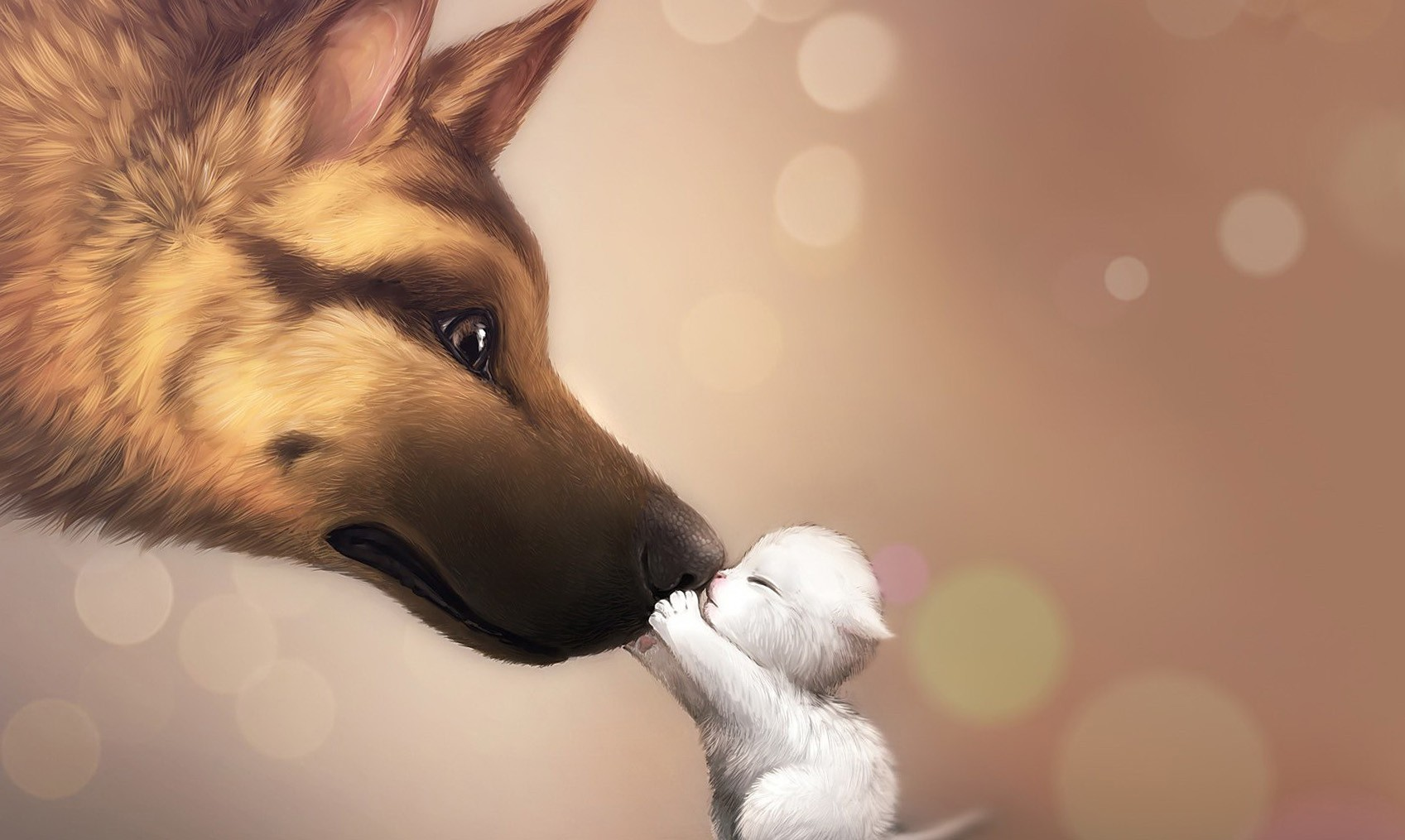 Dog Wallpaper Cool Dogs Best Friend Cute Dog Images Cute Anime Animals 1697x1015 Wallpaper Teahub Io