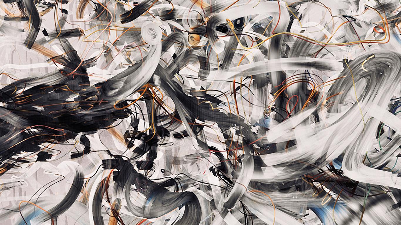 Abstract Art Desktop Background - HD Wallpaper