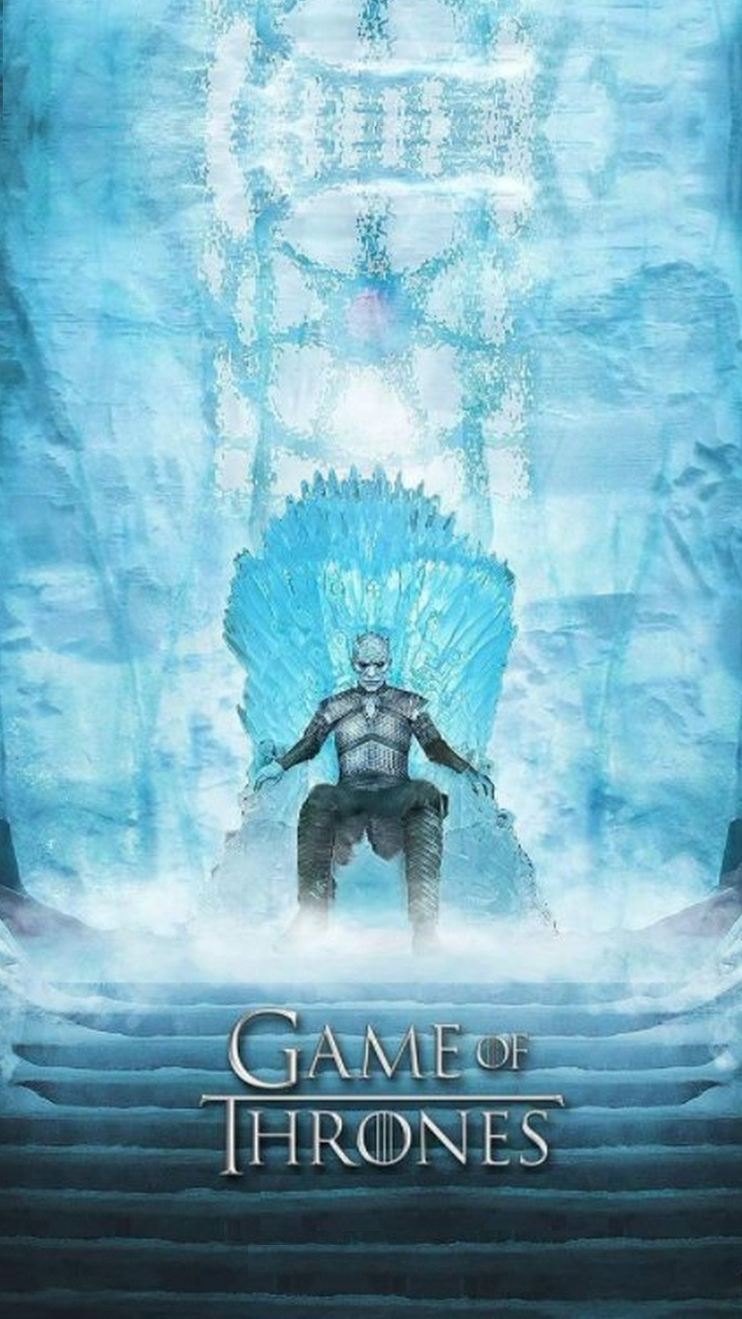 Night King Game Of Thrones Poster - HD Wallpaper