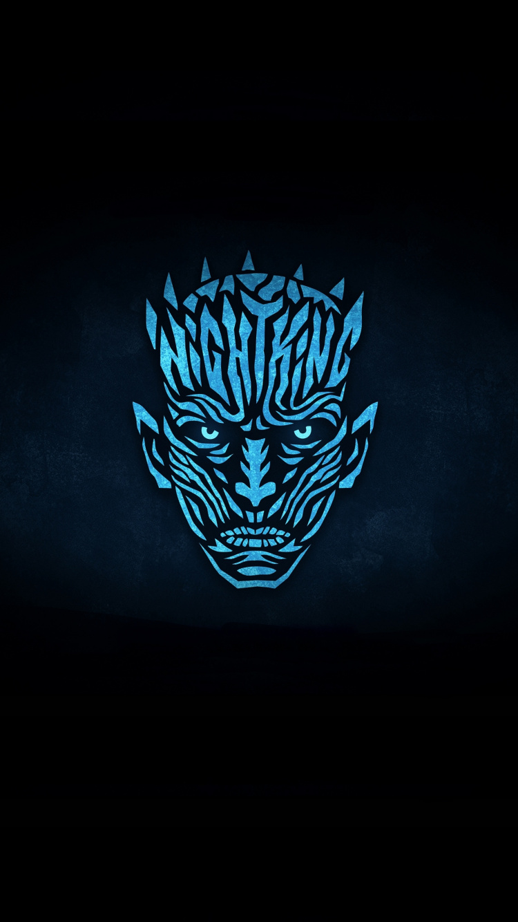 Night King, Artwork, Minimal, Got, Wallpaper - Game Of Thrones Profile - HD Wallpaper