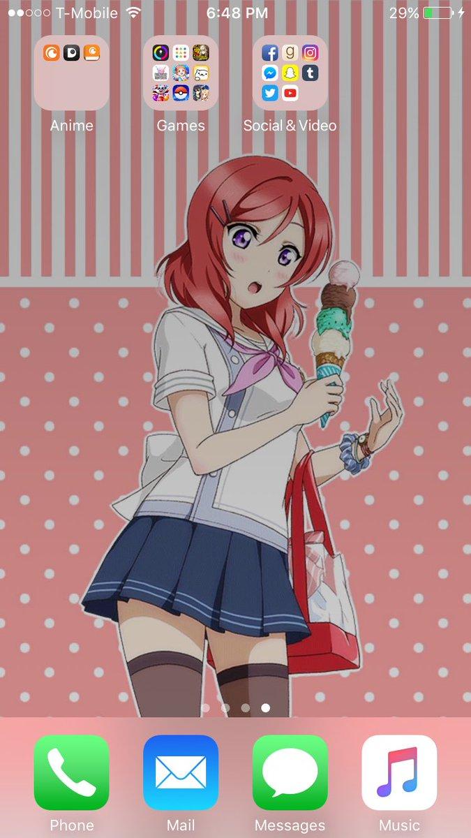 Love Live Maki Edit - HD Wallpaper
