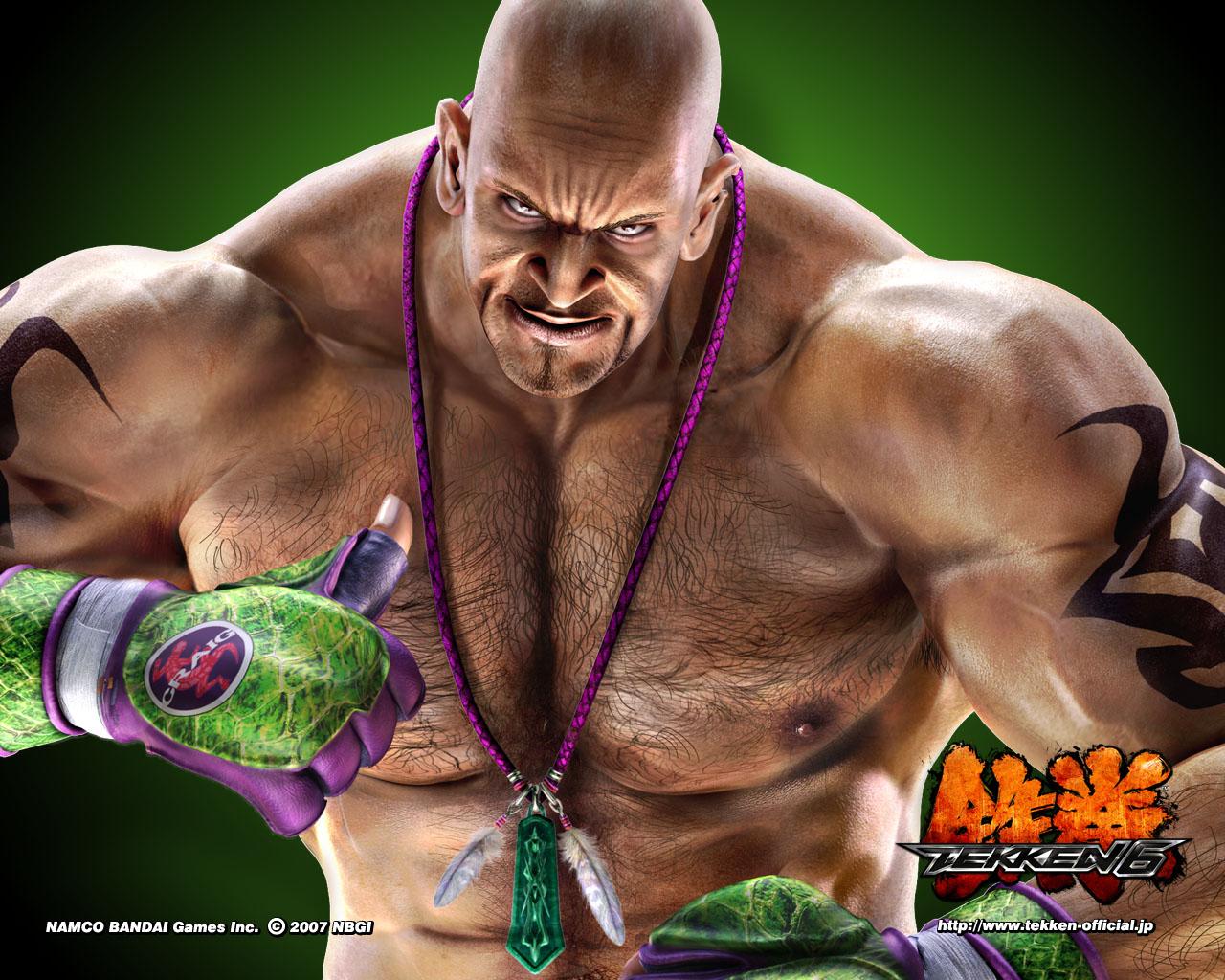 King Tekken Real Face 1280x1024 Wallpaper Teahub Io