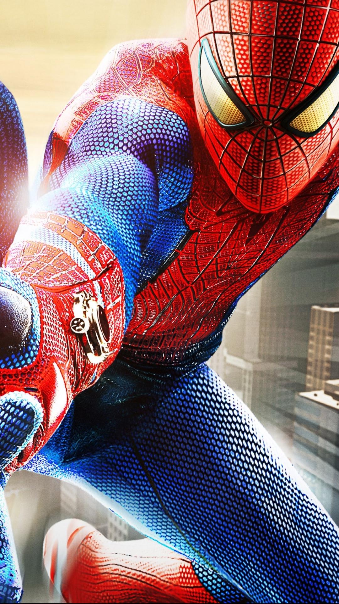 Spiderman Hd Wallpaper Full Screen - HD Wallpaper