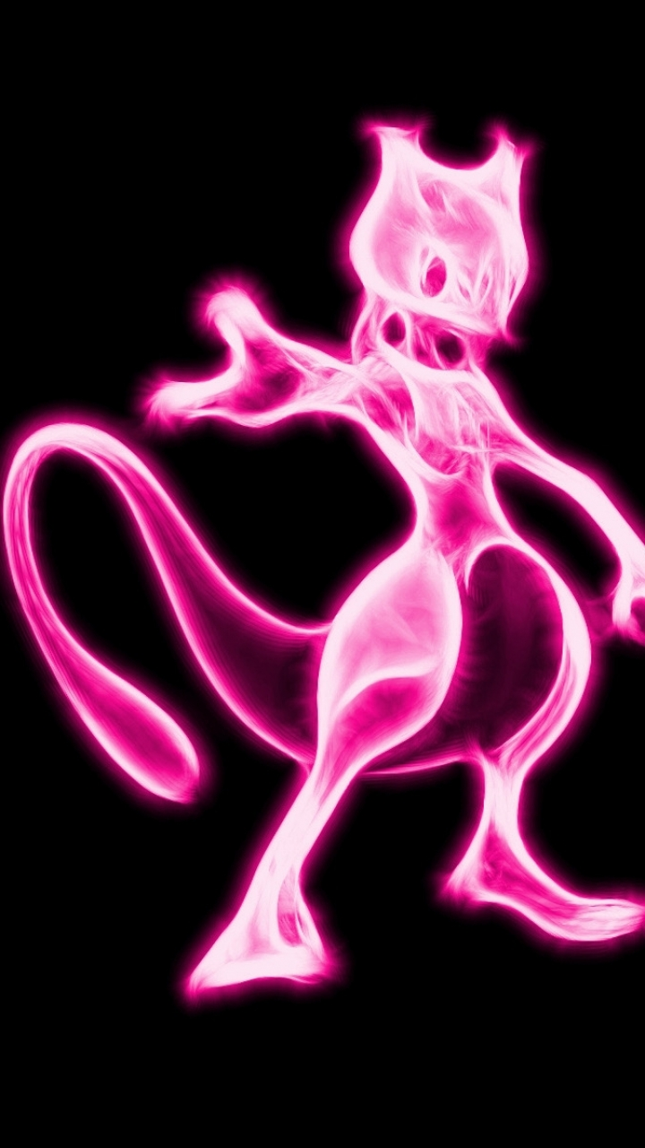 Iphone Pokemon Wallpaper Mewtwo 720x1280 Wallpaper Teahub Io
